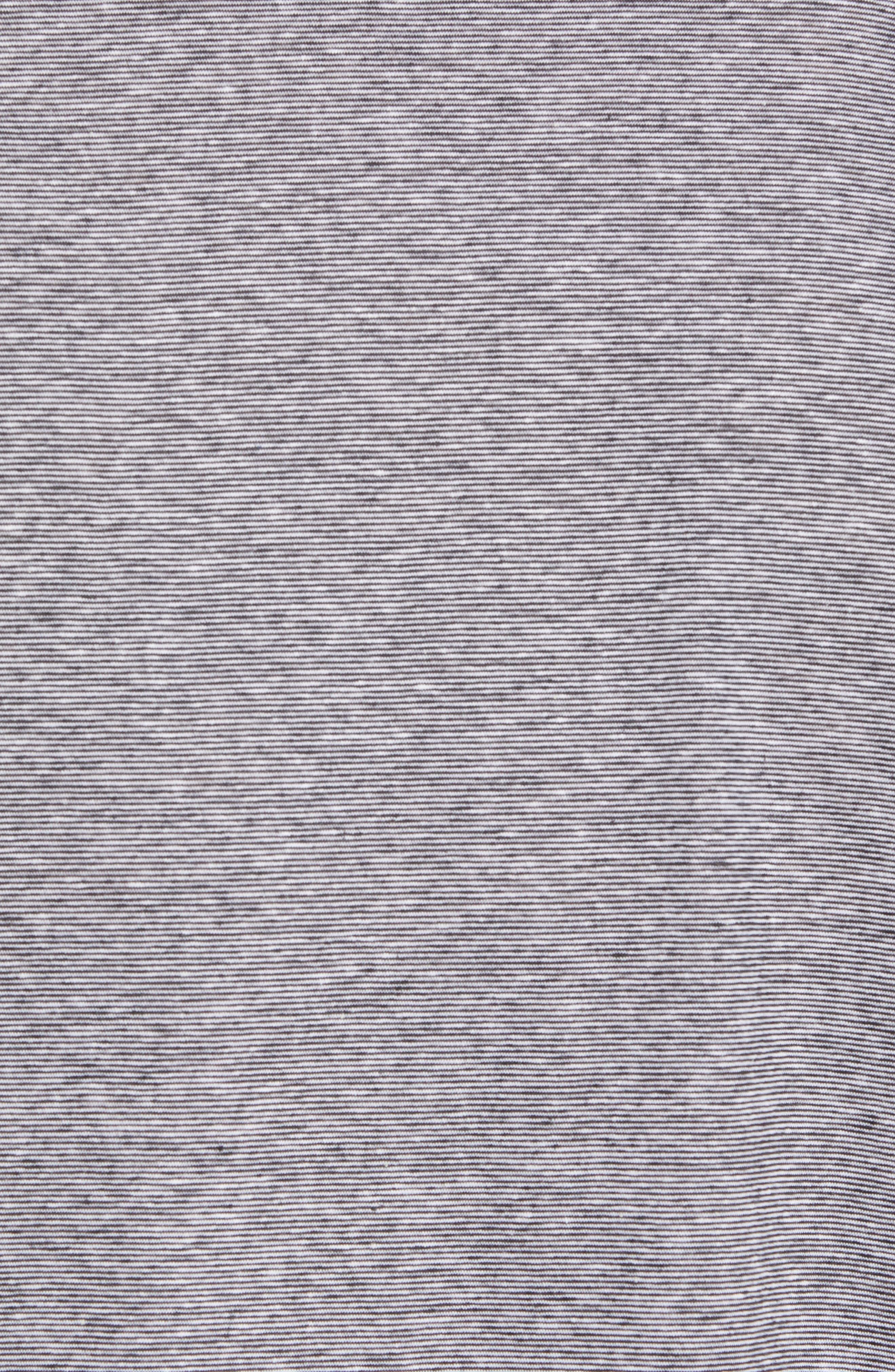 Plato Flame Polo Shirt,                             Alternate thumbnail 5, color,                             001
