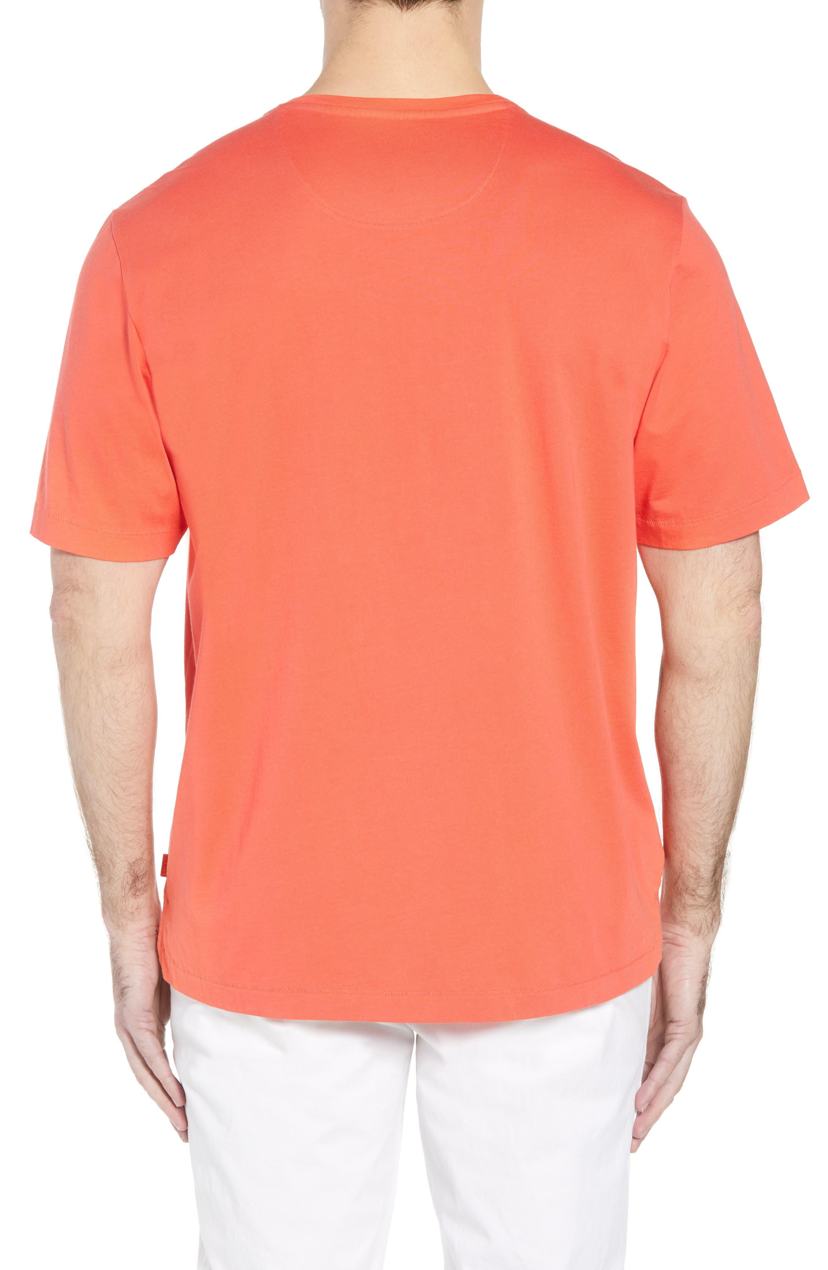 New Bali Sky Pima Cotton Pocket T-Shirt,                             Alternate thumbnail 63, color,