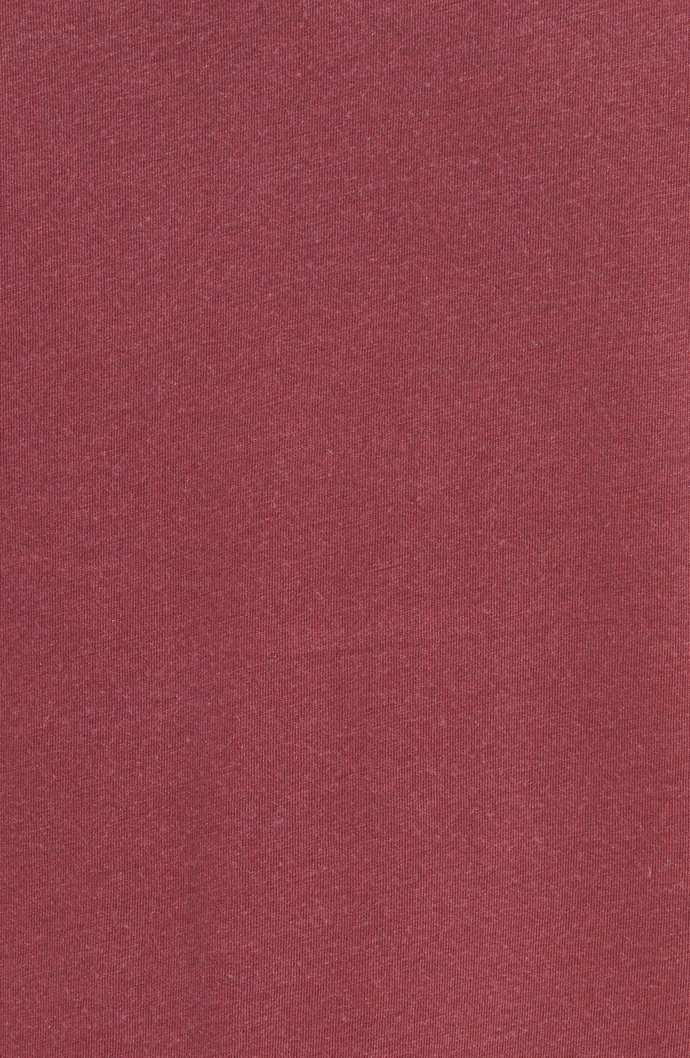 Slim Fit Scoop Neck T-Shirt,                             Alternate thumbnail 10, color,