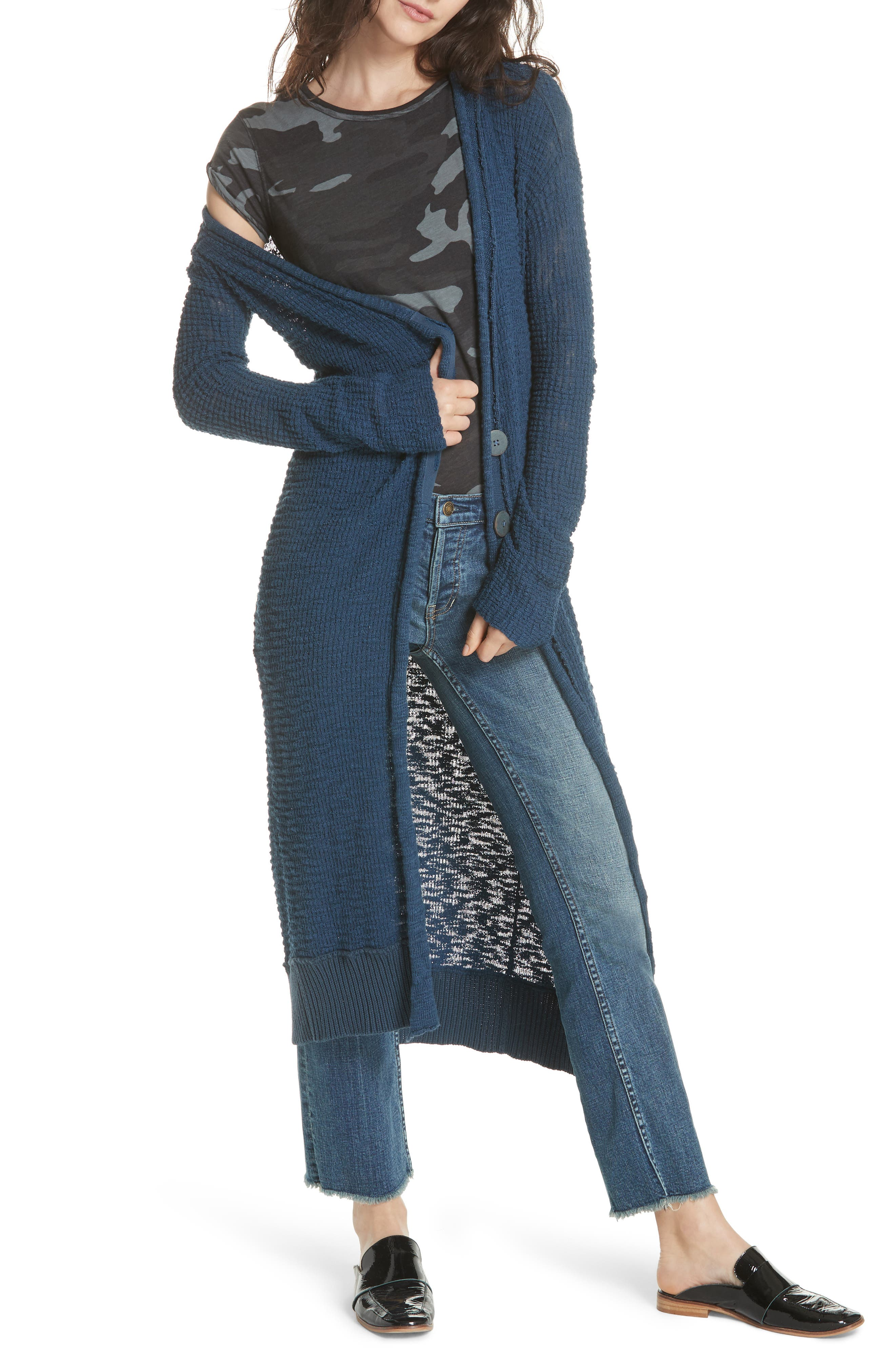 Clearwater Long Cardigan,                         Main,                         color, 410
