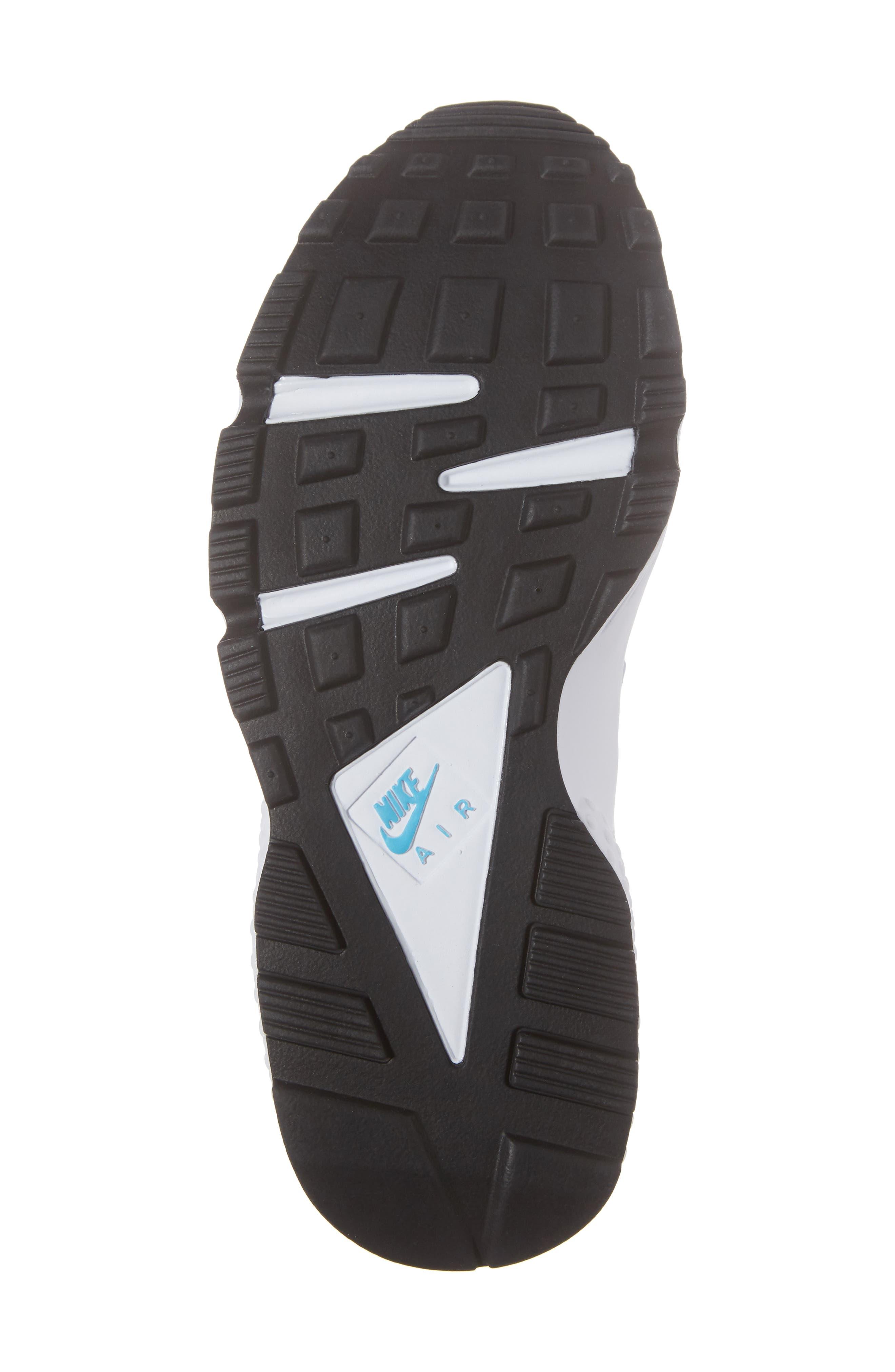Air Huarache Run QS Sneaker,                             Alternate thumbnail 6, color,