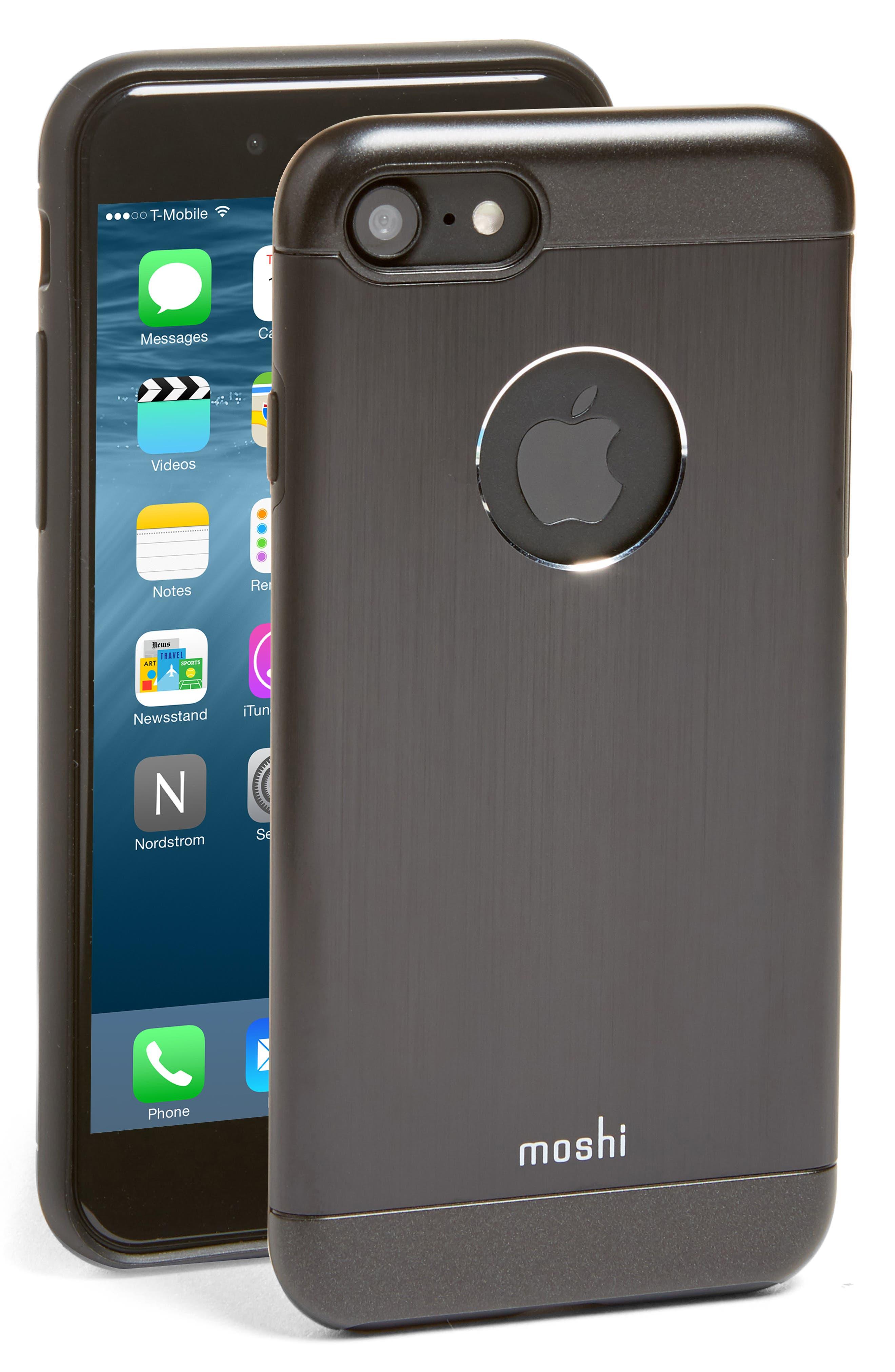 iGlaze Armour iPhone 7/8 Case,                         Main,                         color, 001
