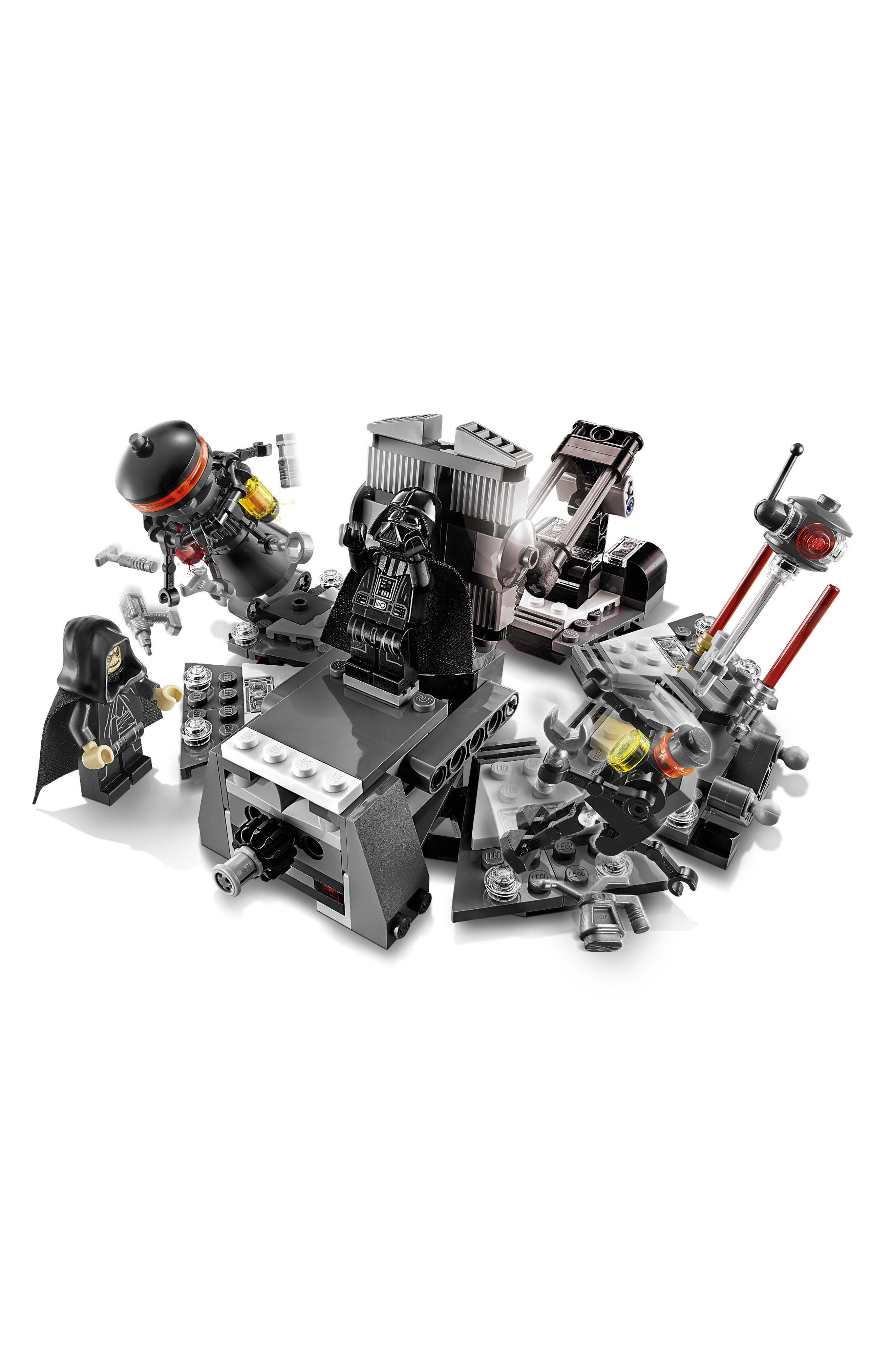Star Wars<sup>™</sup> Revenge of the Sith Darth Vader Transformation - 75183,                             Alternate thumbnail 4, color,                             020