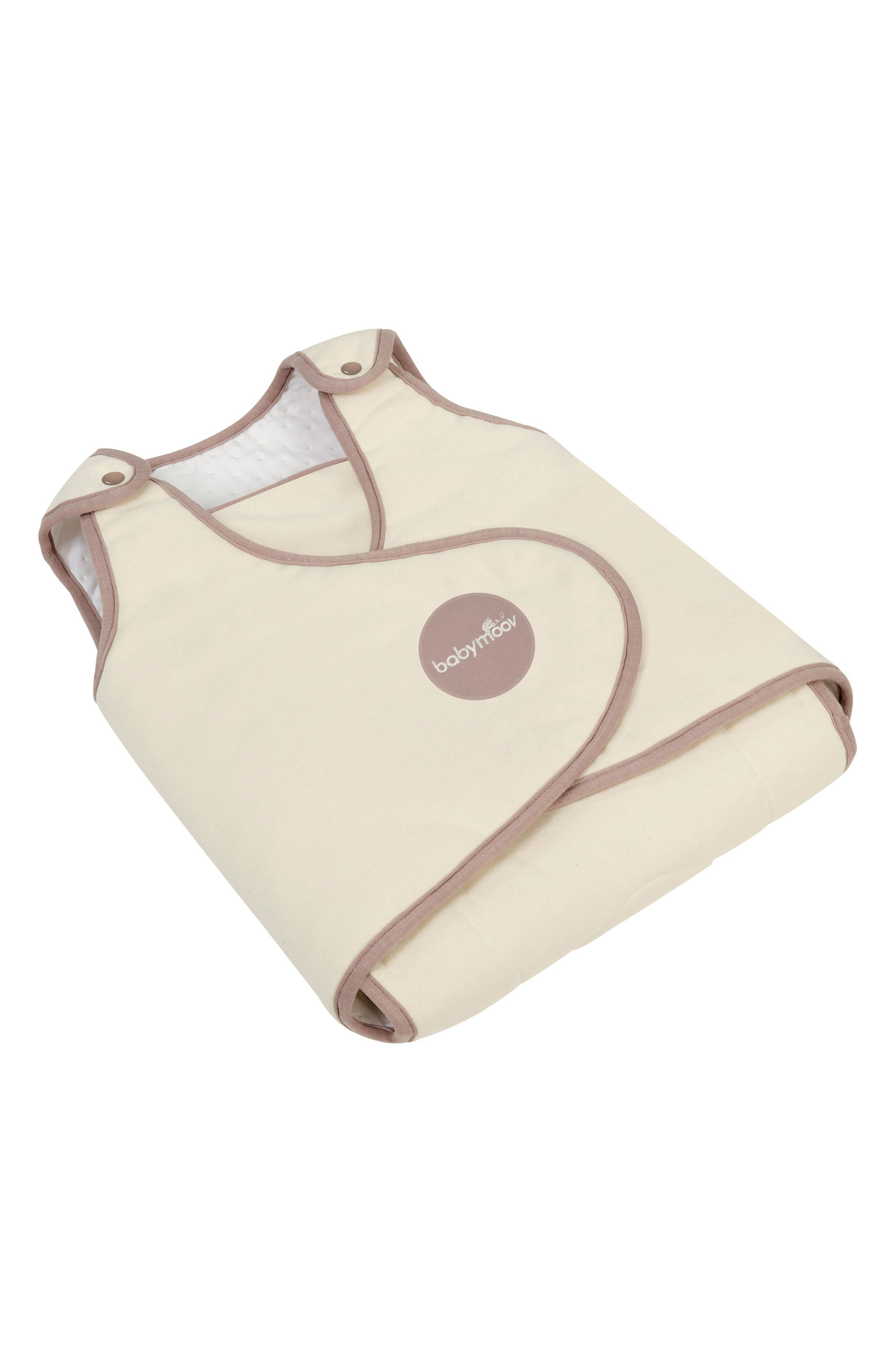CosyBag Swaddle Wrap Blanket,                             Alternate thumbnail 4, color,                             CREAM