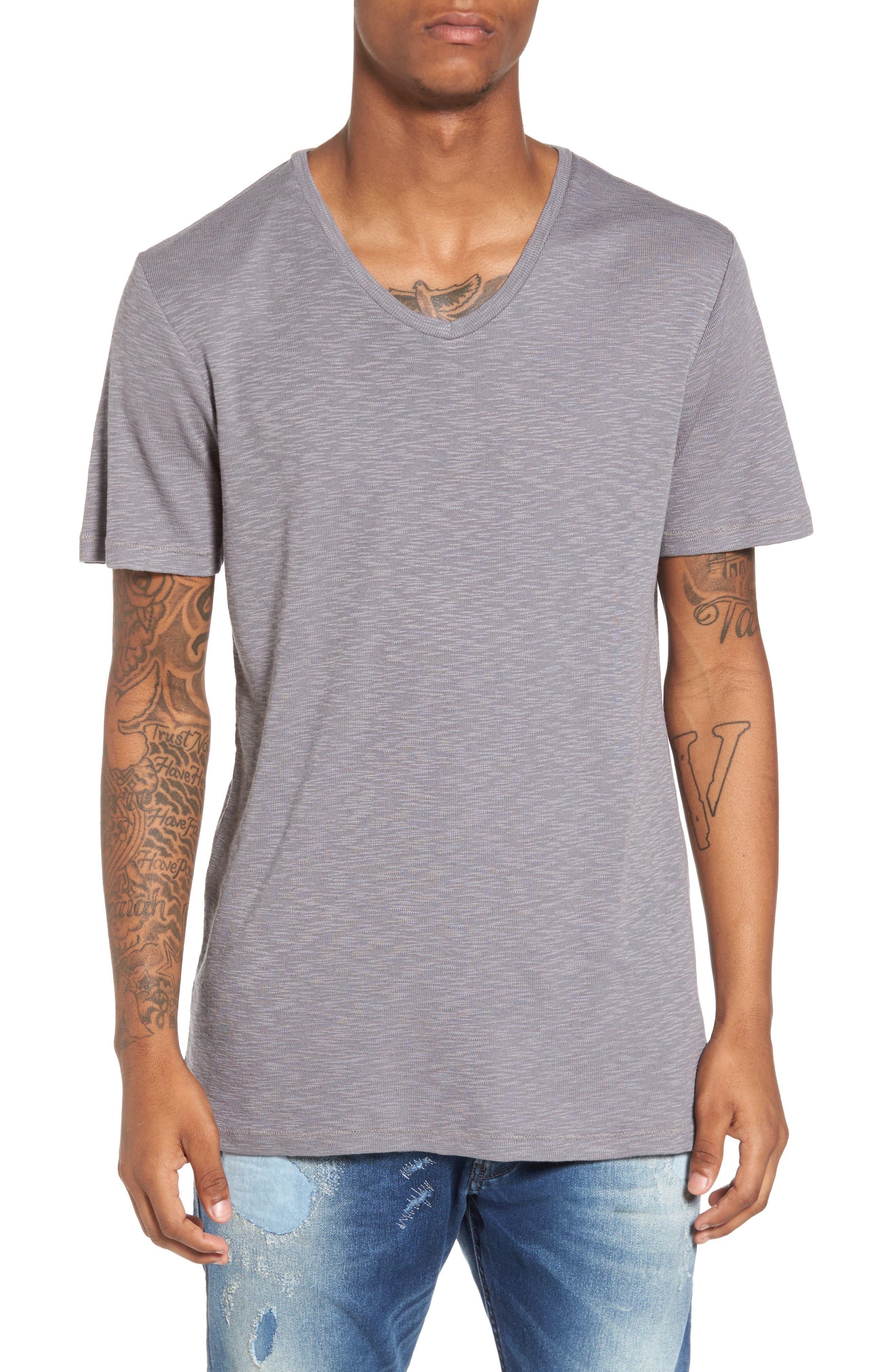 Capitola V-Neck T-Shirt,                             Main thumbnail 2, color,