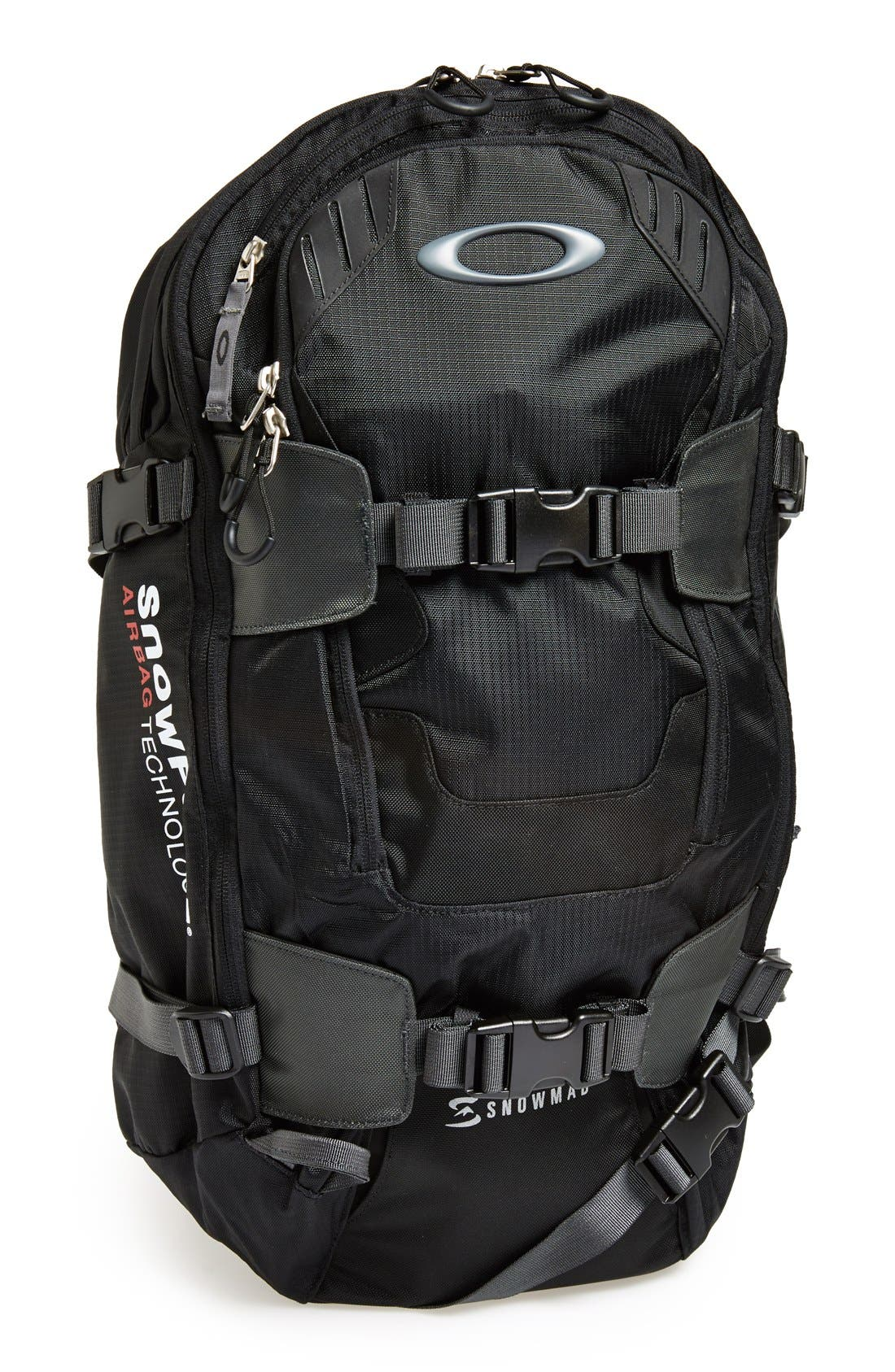 OAKLEY,                             'Snowmad' Backpack,                             Main thumbnail 1, color,                             001