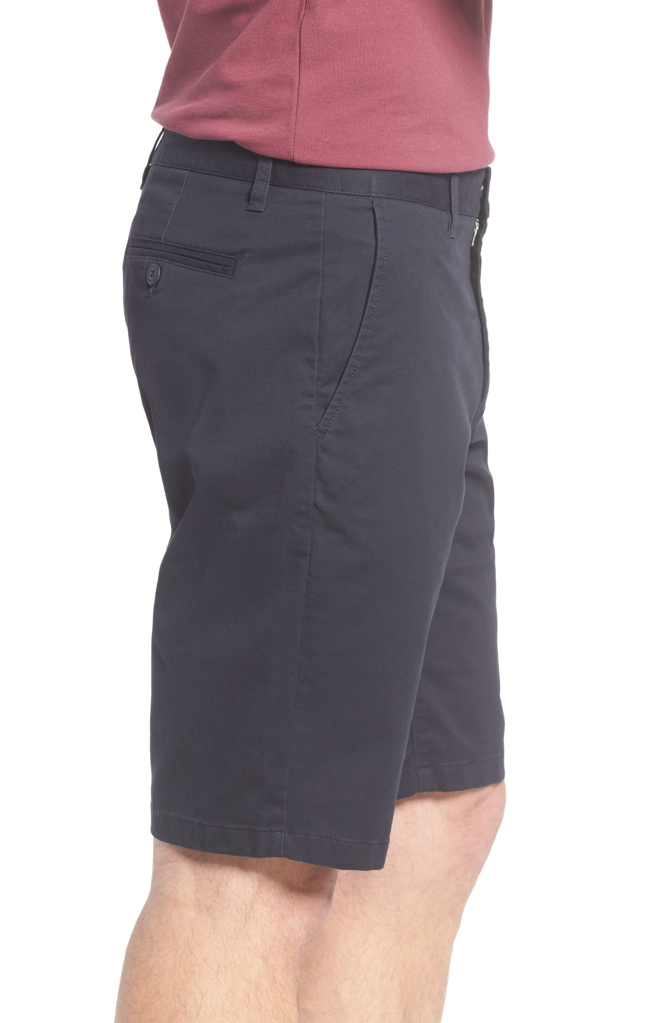 Stretch Washed Chino 11-Inch Shorts,                             Alternate thumbnail 61, color,