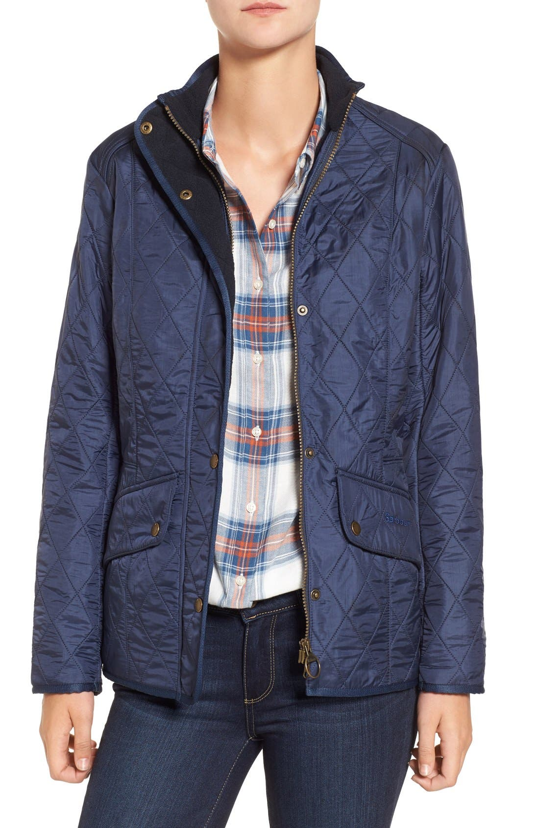 'Cavalry' Quilted Jacket,                             Main thumbnail 10, color,