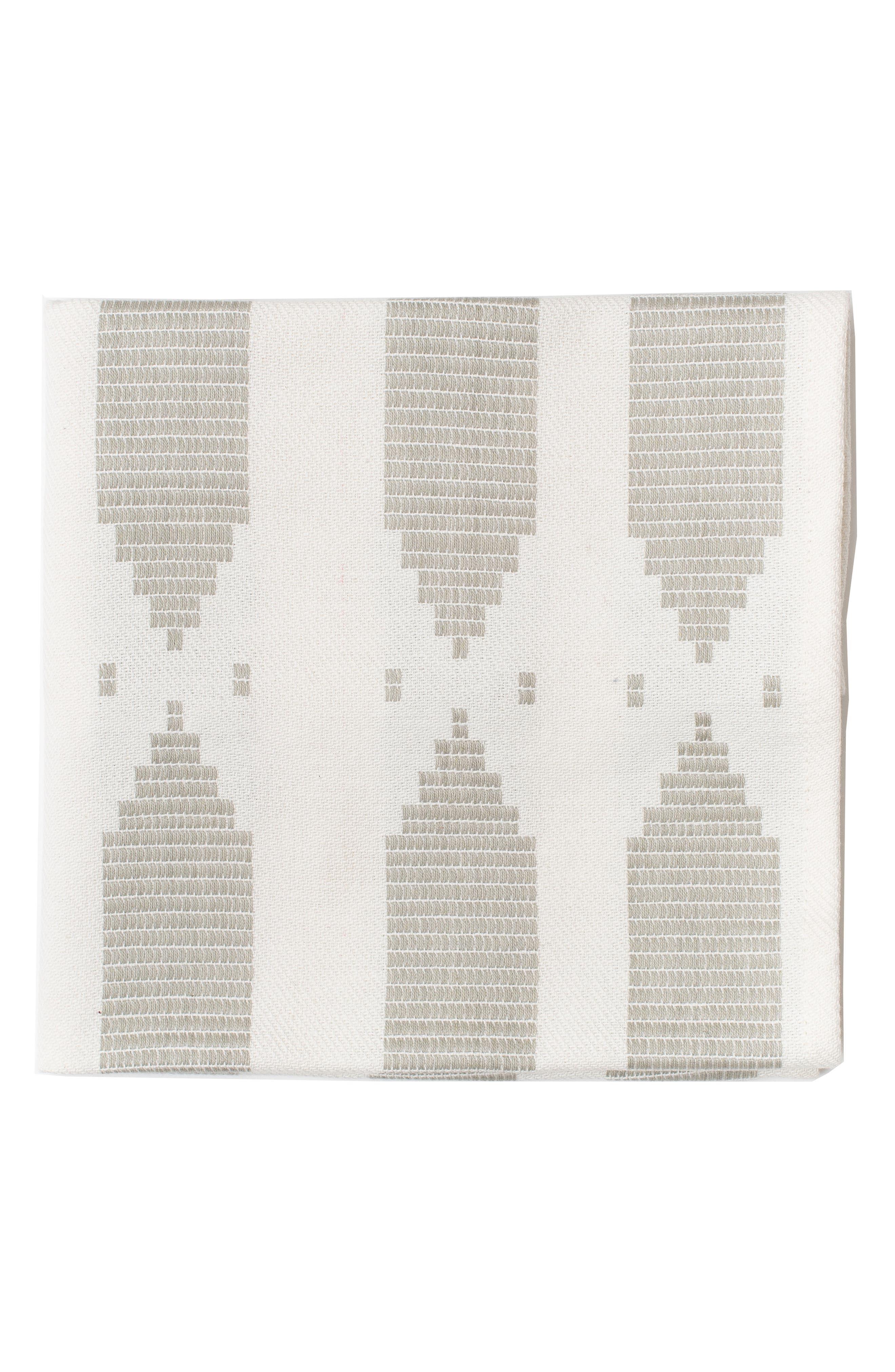 Hex Picnic Throw Blanket,                             Main thumbnail 1, color,                             020