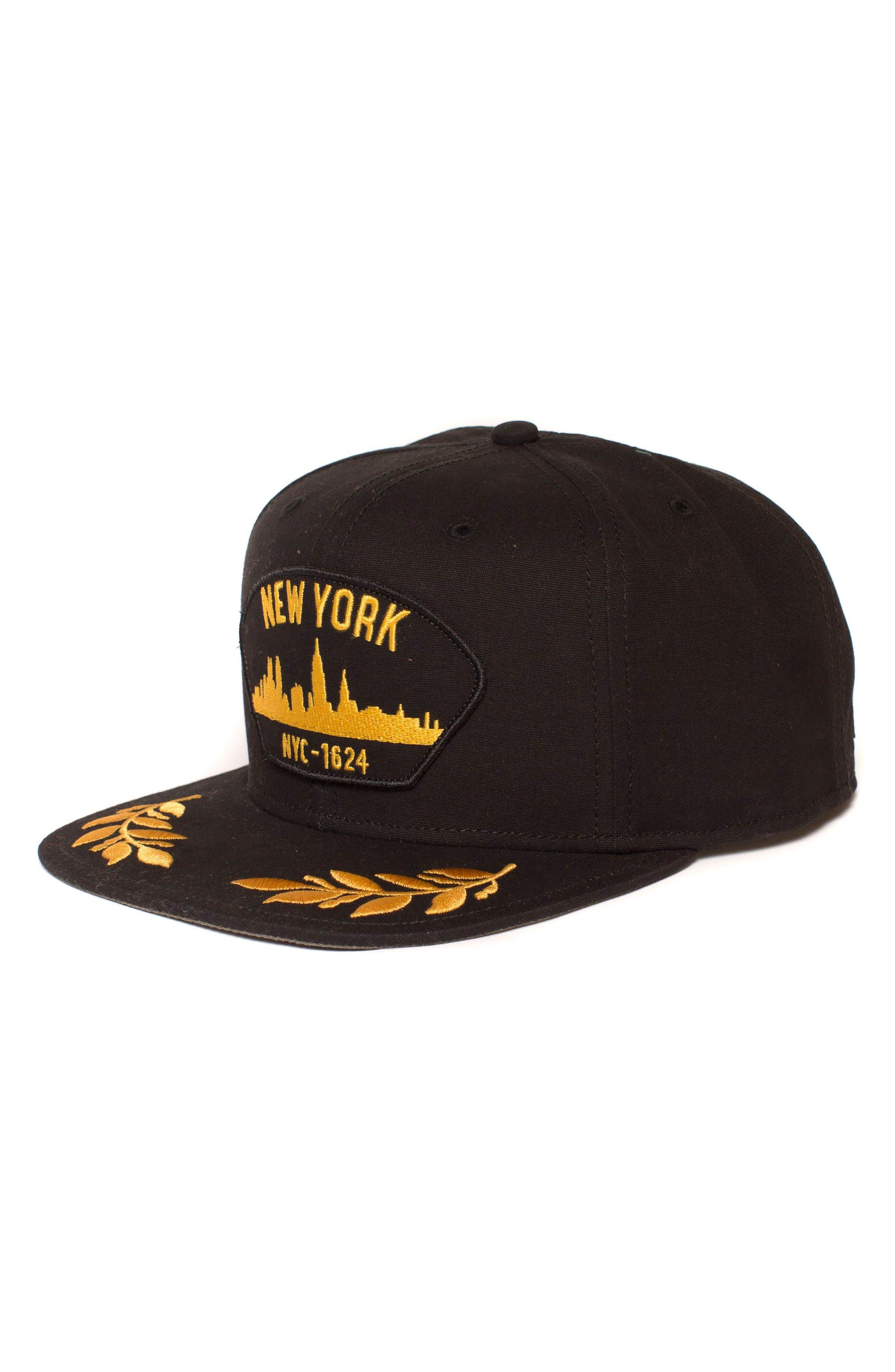 New York City Baseball Cap,                         Main,                         color, 001