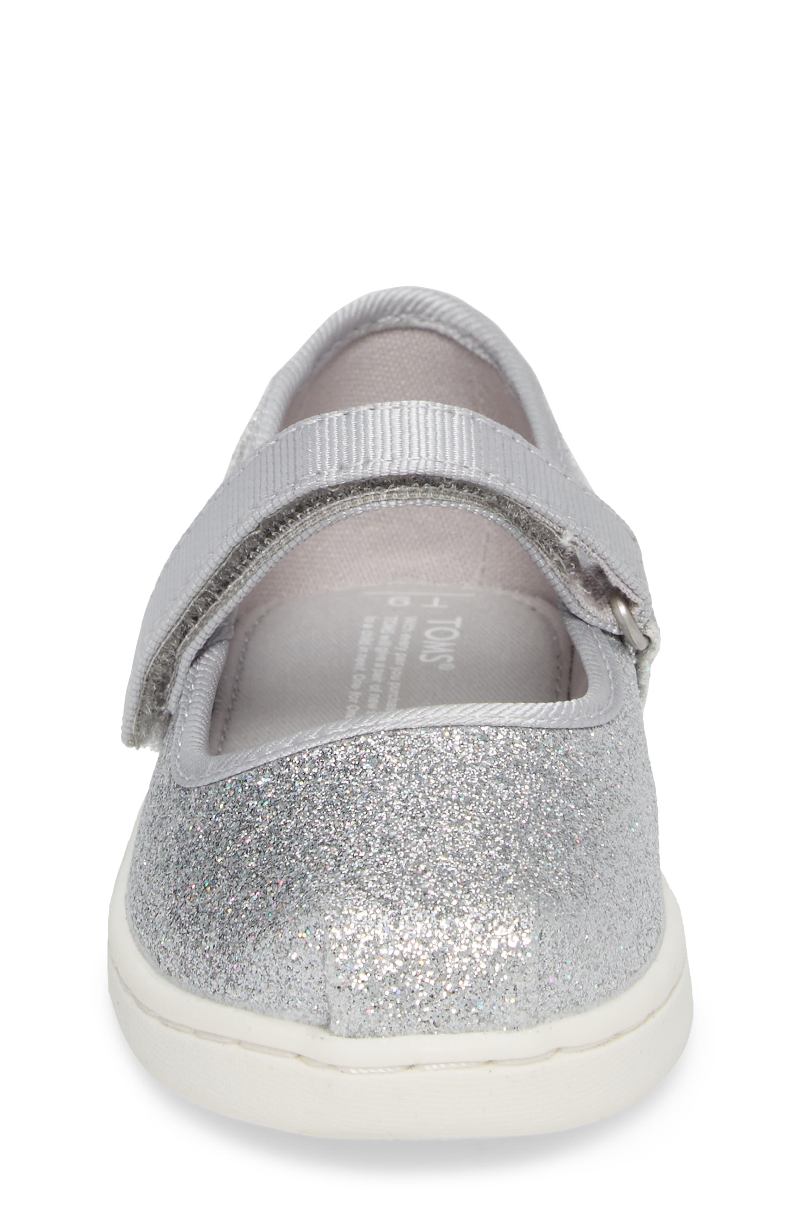 Mary Jane Sneaker,                             Alternate thumbnail 4, color,                             040