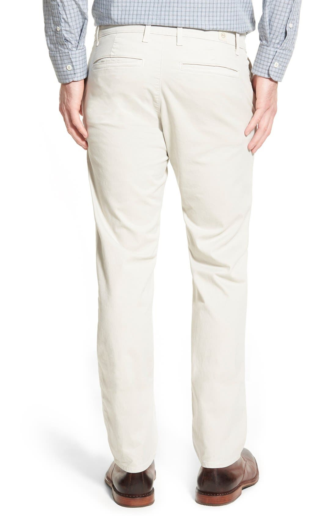 'The Lux' Tailored Straight Leg Chinos,                             Alternate thumbnail 26, color,