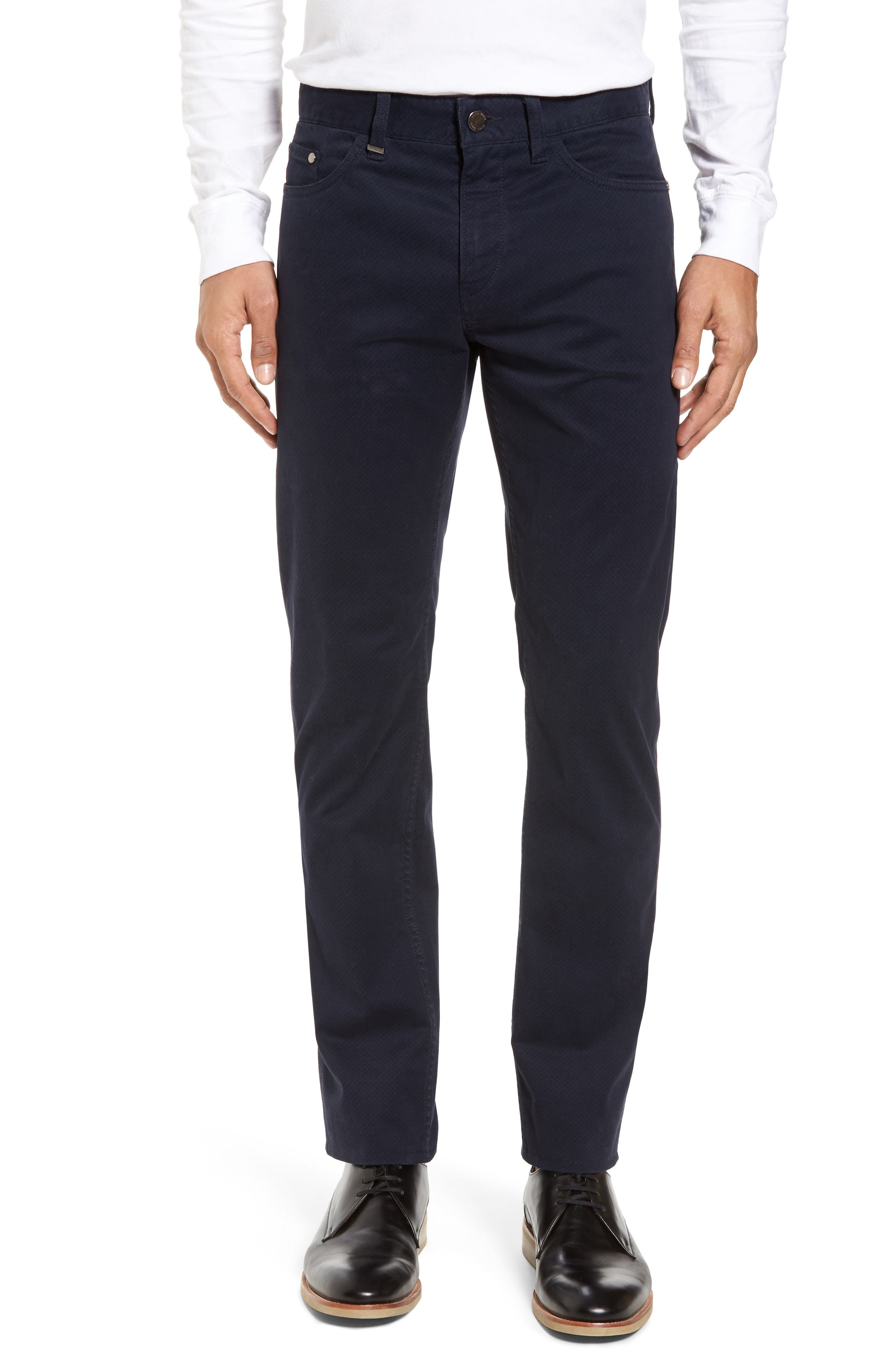 Delaware Slim Fit Pants,                         Main,                         color, 410