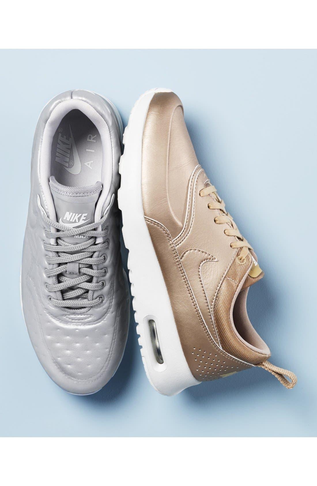 Air Max Thea SE Sneaker,                             Alternate thumbnail 6, color,                             002