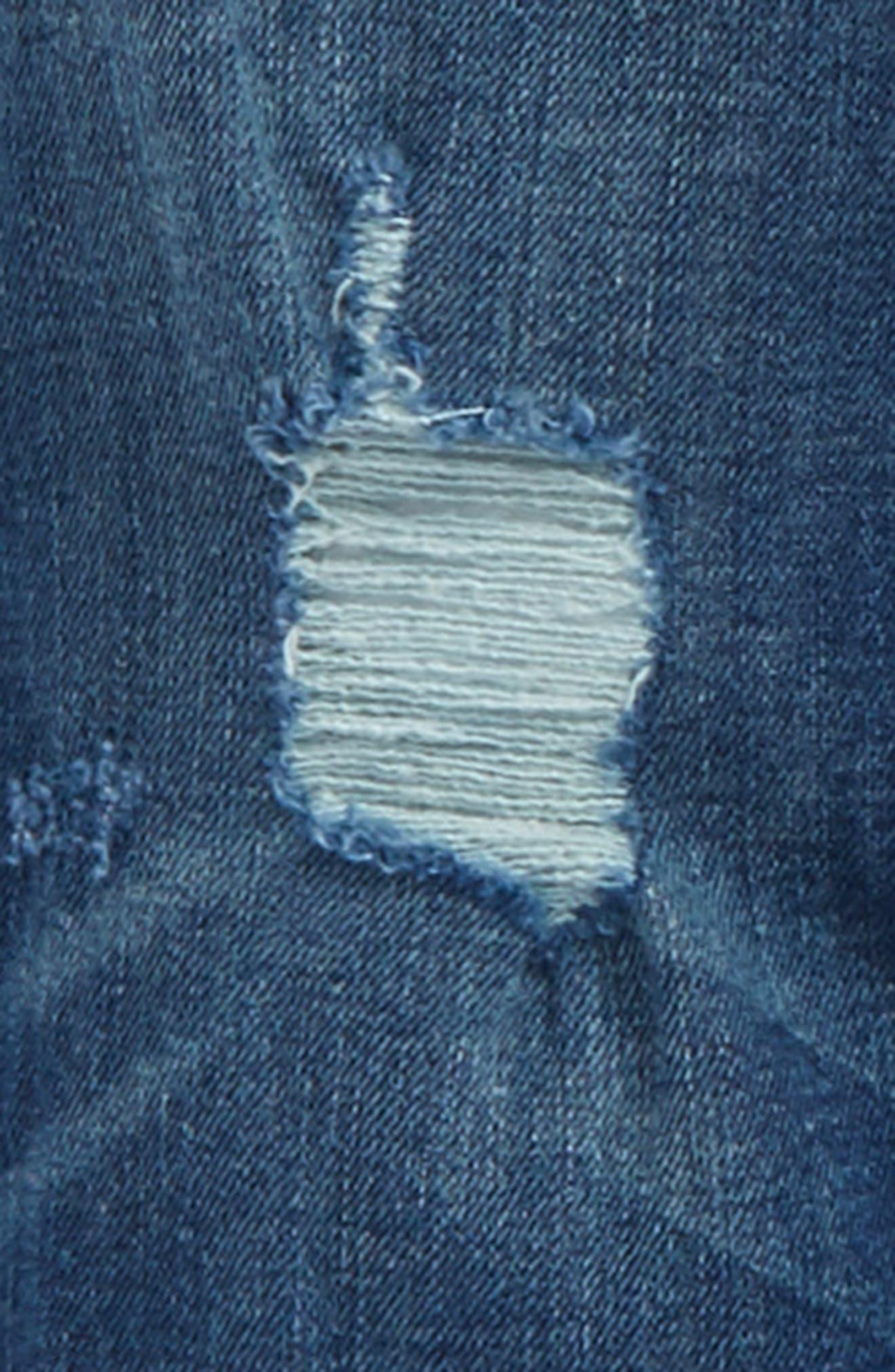 The Noah Slim Straight Leg Jeans,                             Alternate thumbnail 3, color,                             490