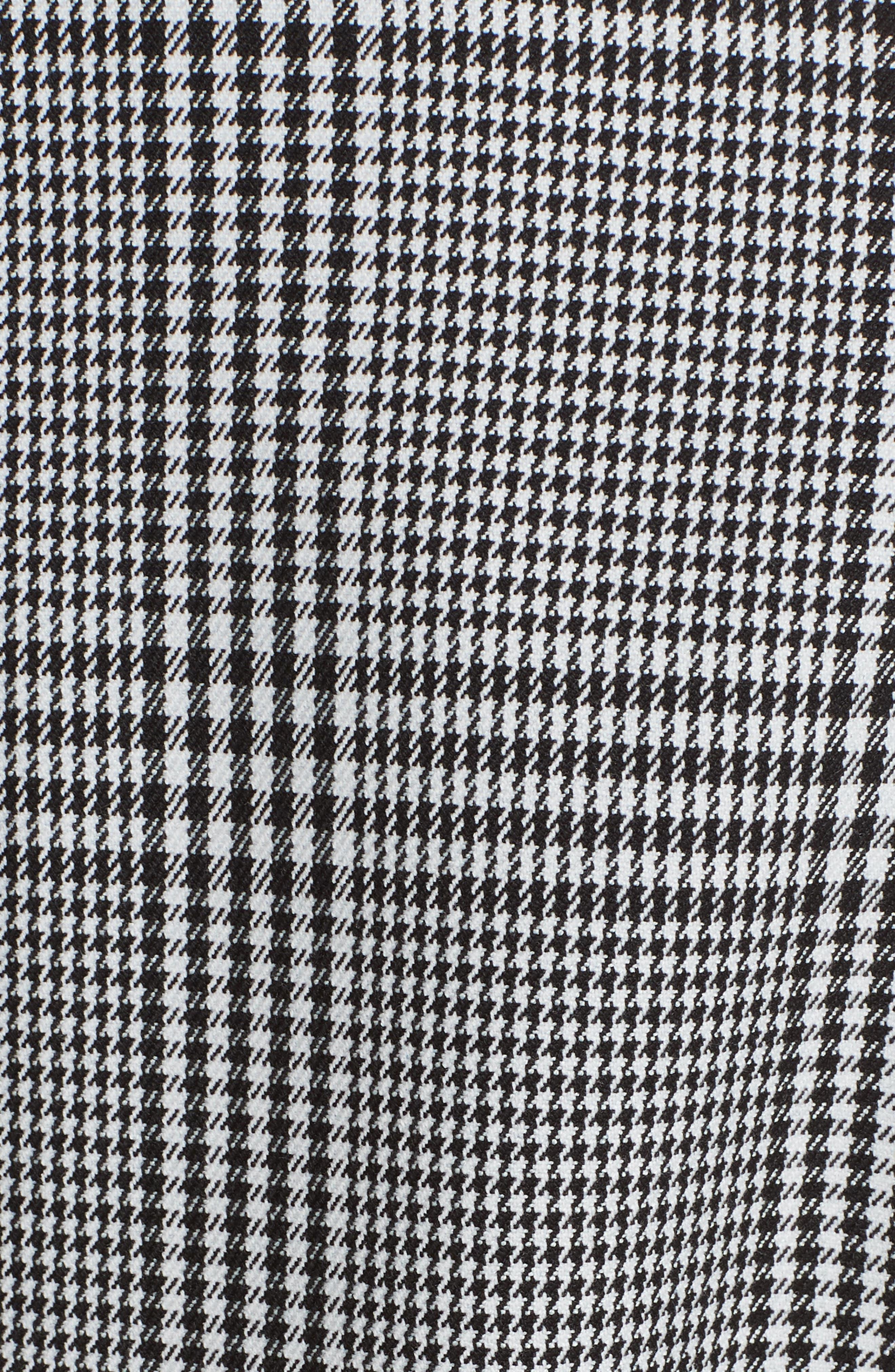 Jemaromina Glen Plaid Suit Jacket,                             Alternate thumbnail 6, color,                             020