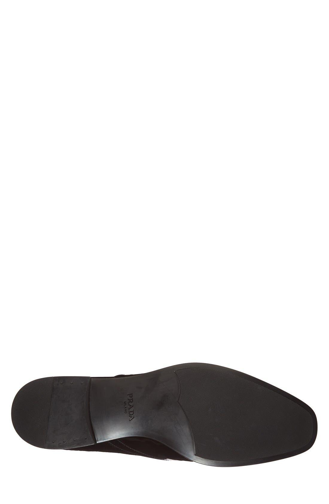 Patent Venetian Loafer,                             Alternate thumbnail 4, color,                             001