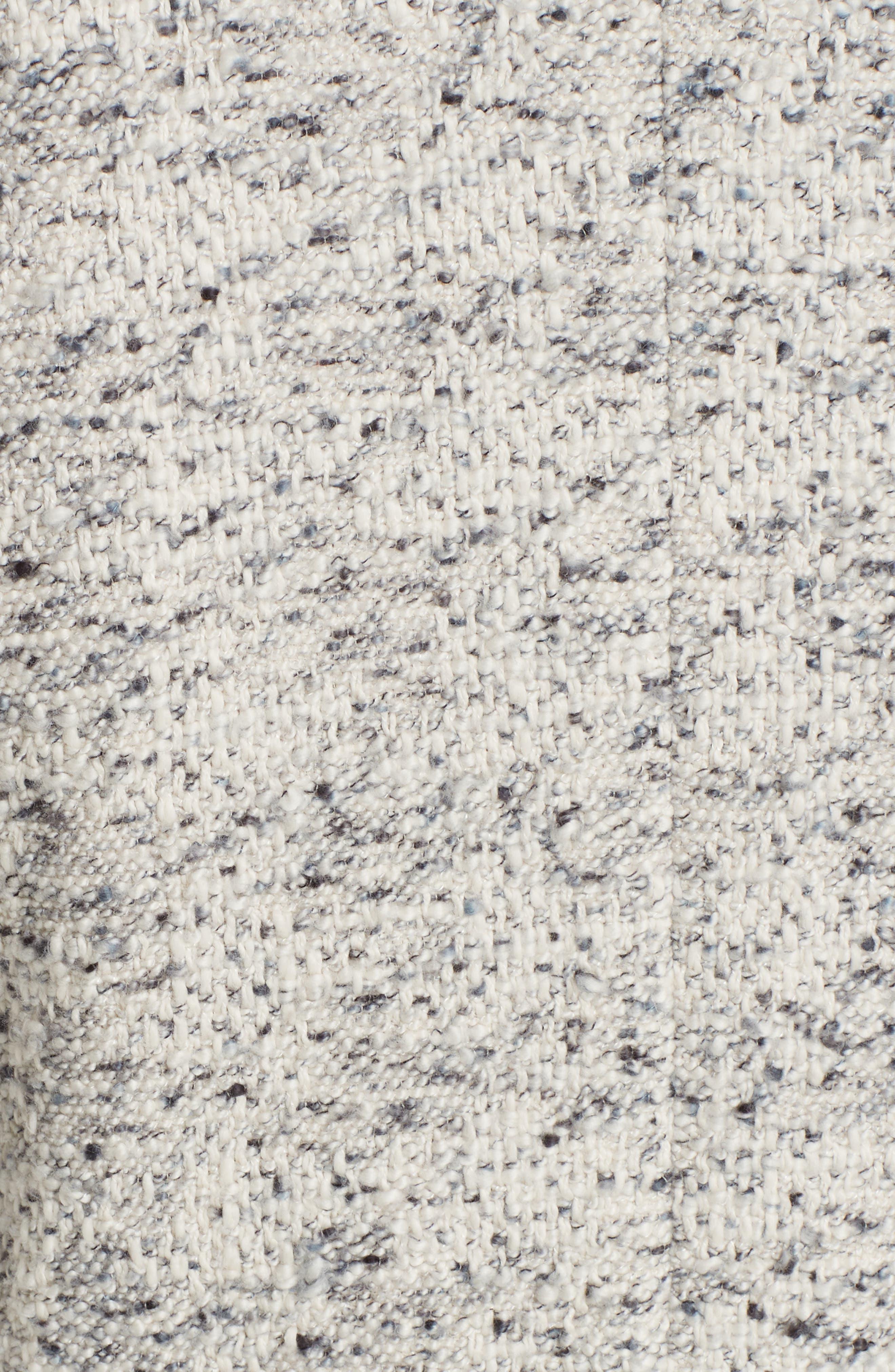 Speckled Tweed Jacket,                             Alternate thumbnail 6, color,                             054