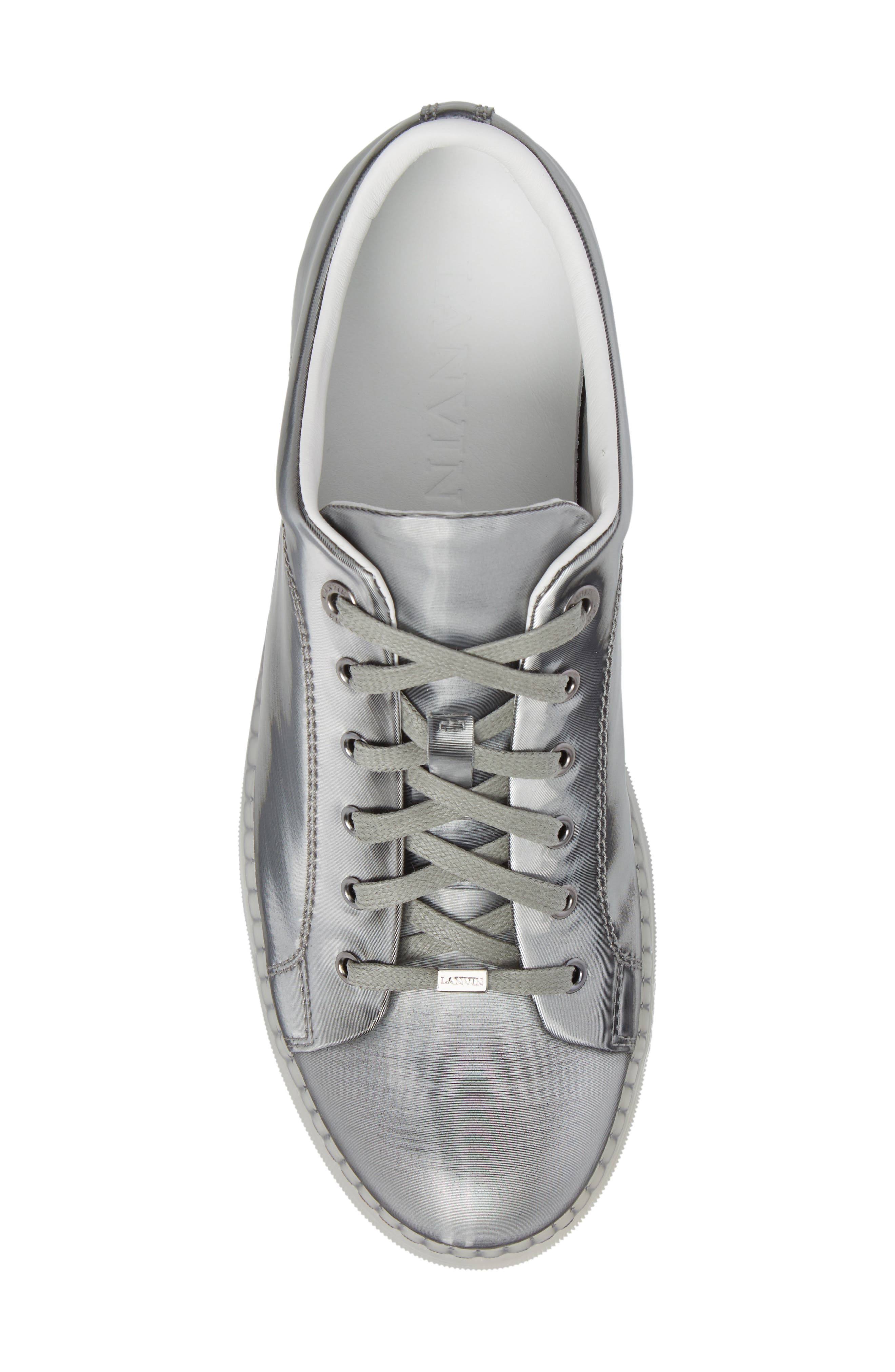 Reflective Lo Sneaker,                             Alternate thumbnail 5, color,                             040