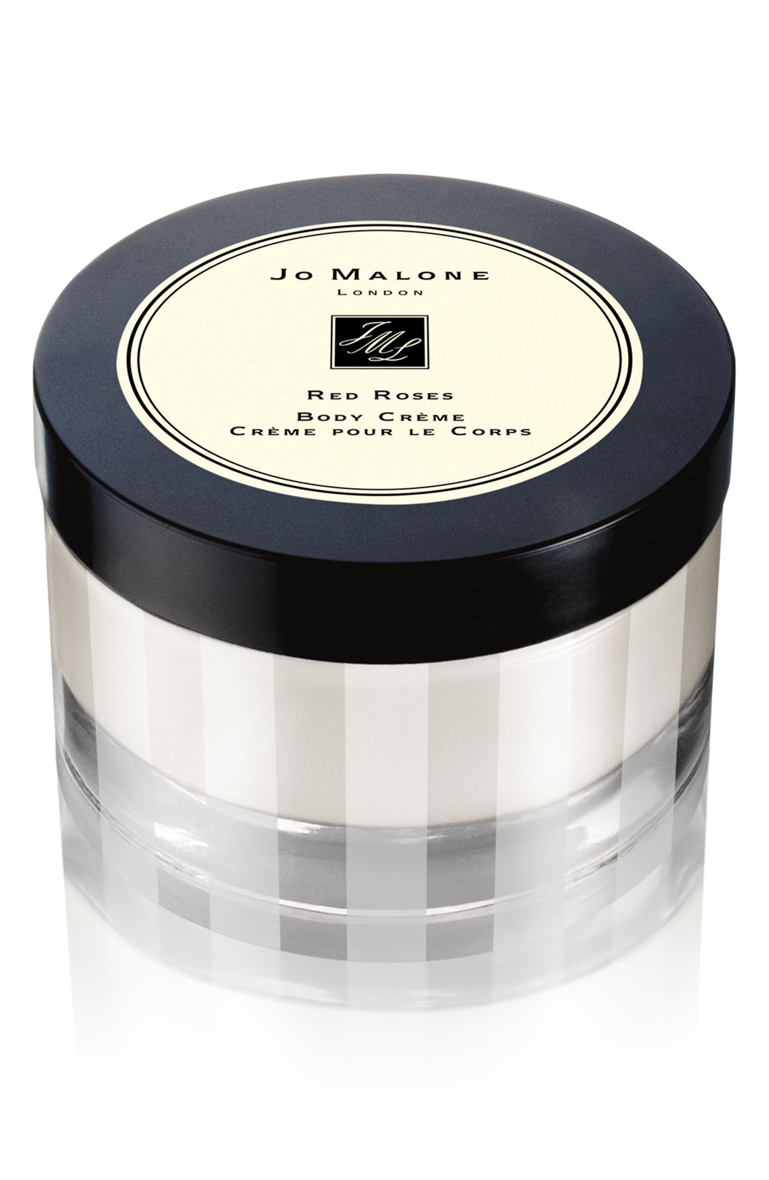 Red Roses Body Crème,                             Main thumbnail 1, color,                             000