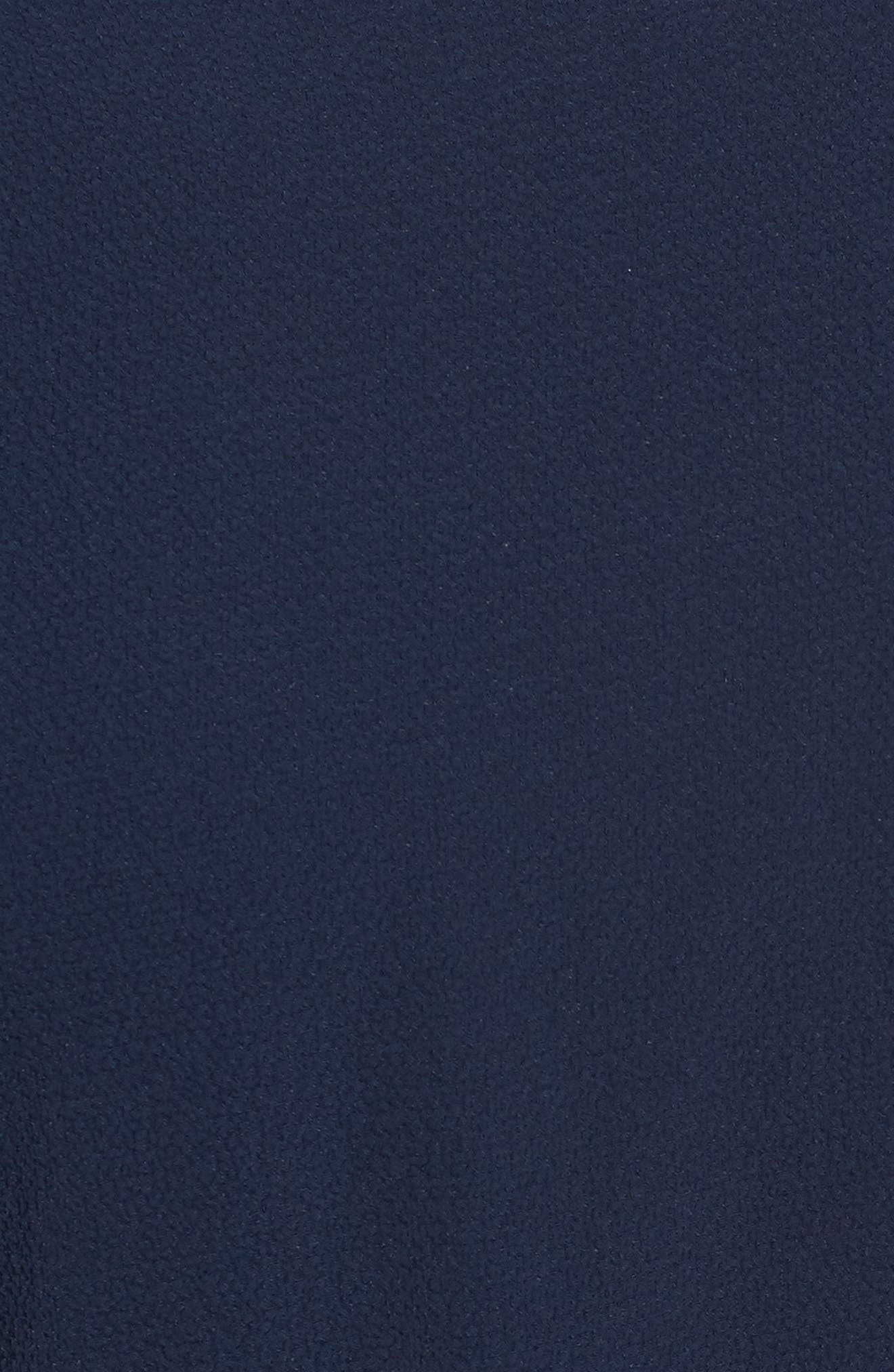 Stretch Crepe Dress,                             Alternate thumbnail 23, color,