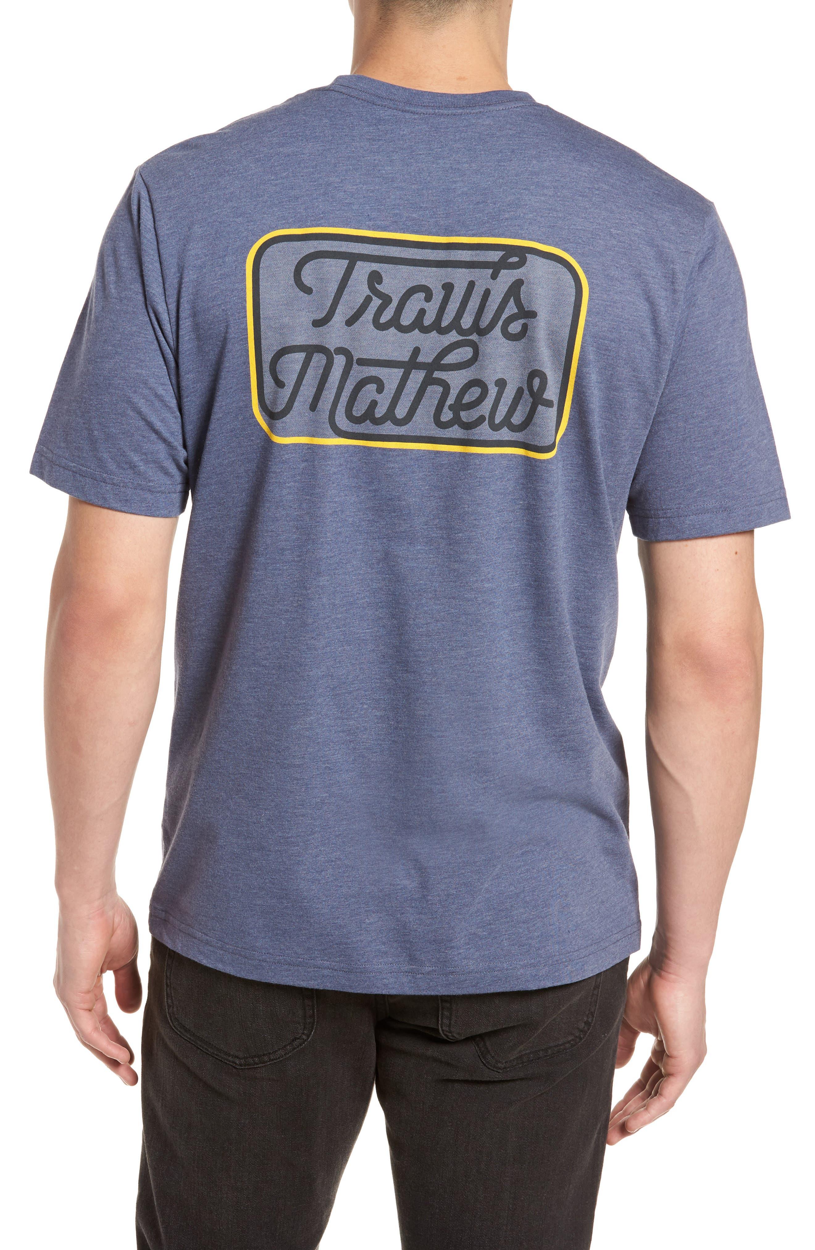 TRAVIS MATHEW,                             Truck Stop Graphic T-Shirt,                             Alternate thumbnail 2, color,                             400