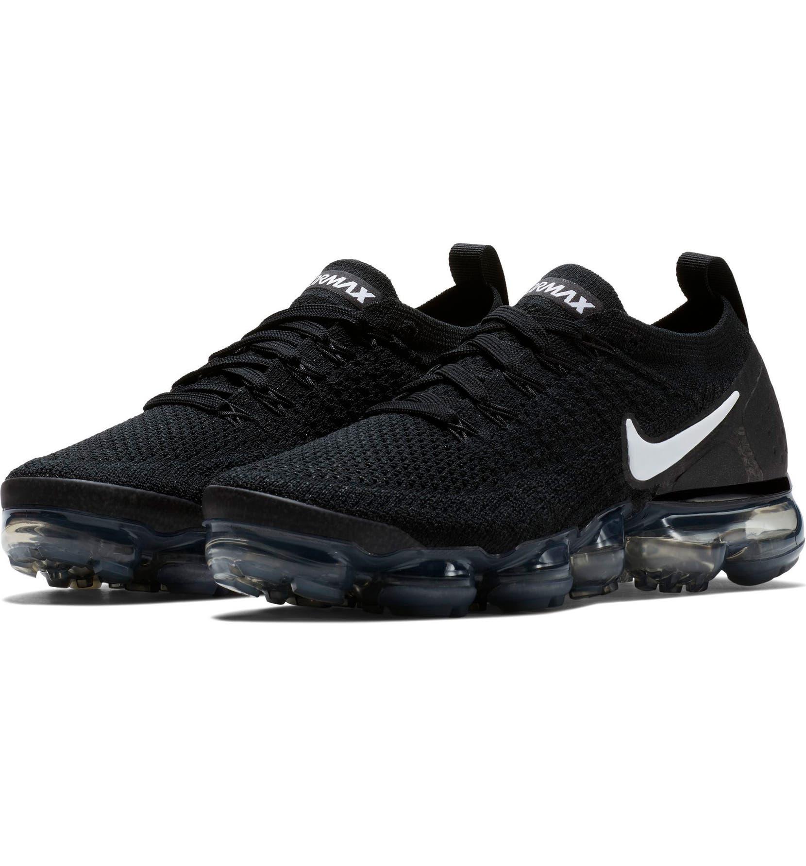 Nike Air VaporMax Flyknit 2 Running Shoe (Women)  7bbedb5c9