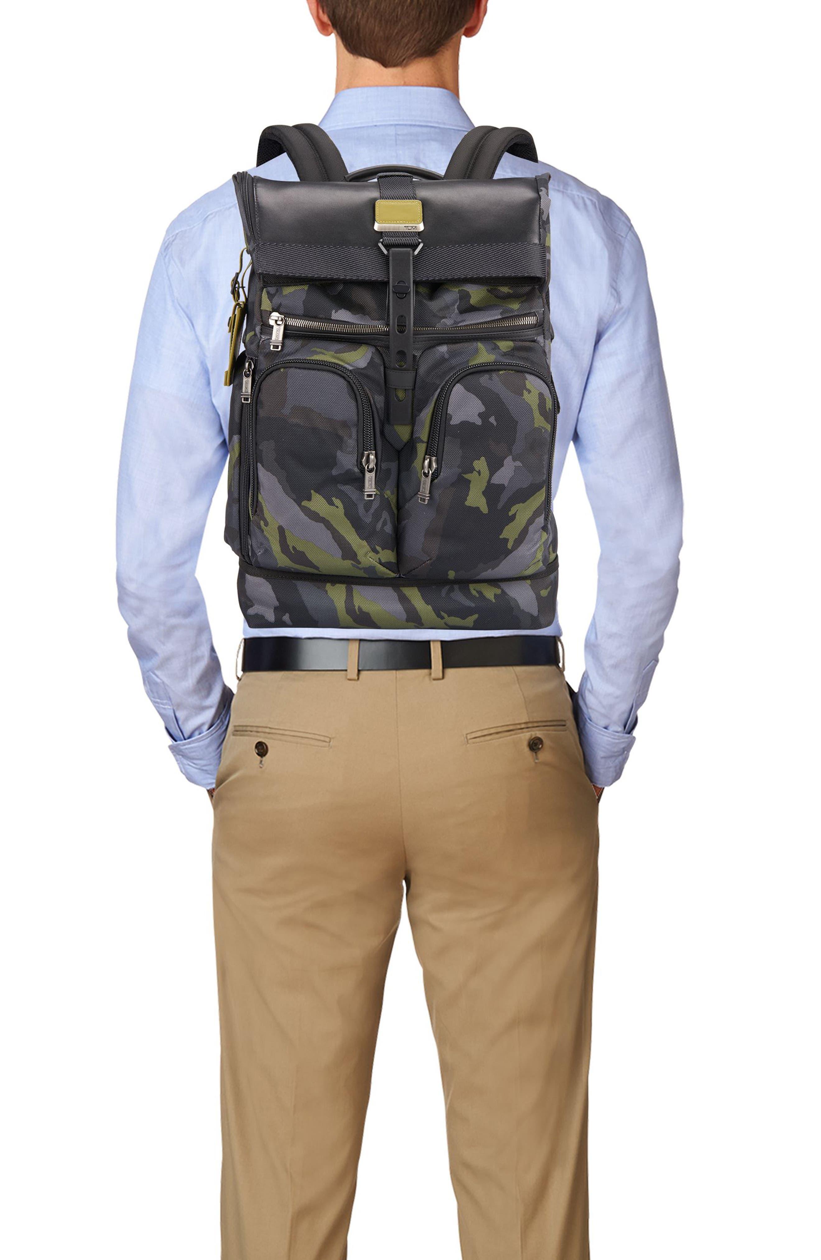 Alpha Bravo - London Backpack,                             Alternate thumbnail 10, color,