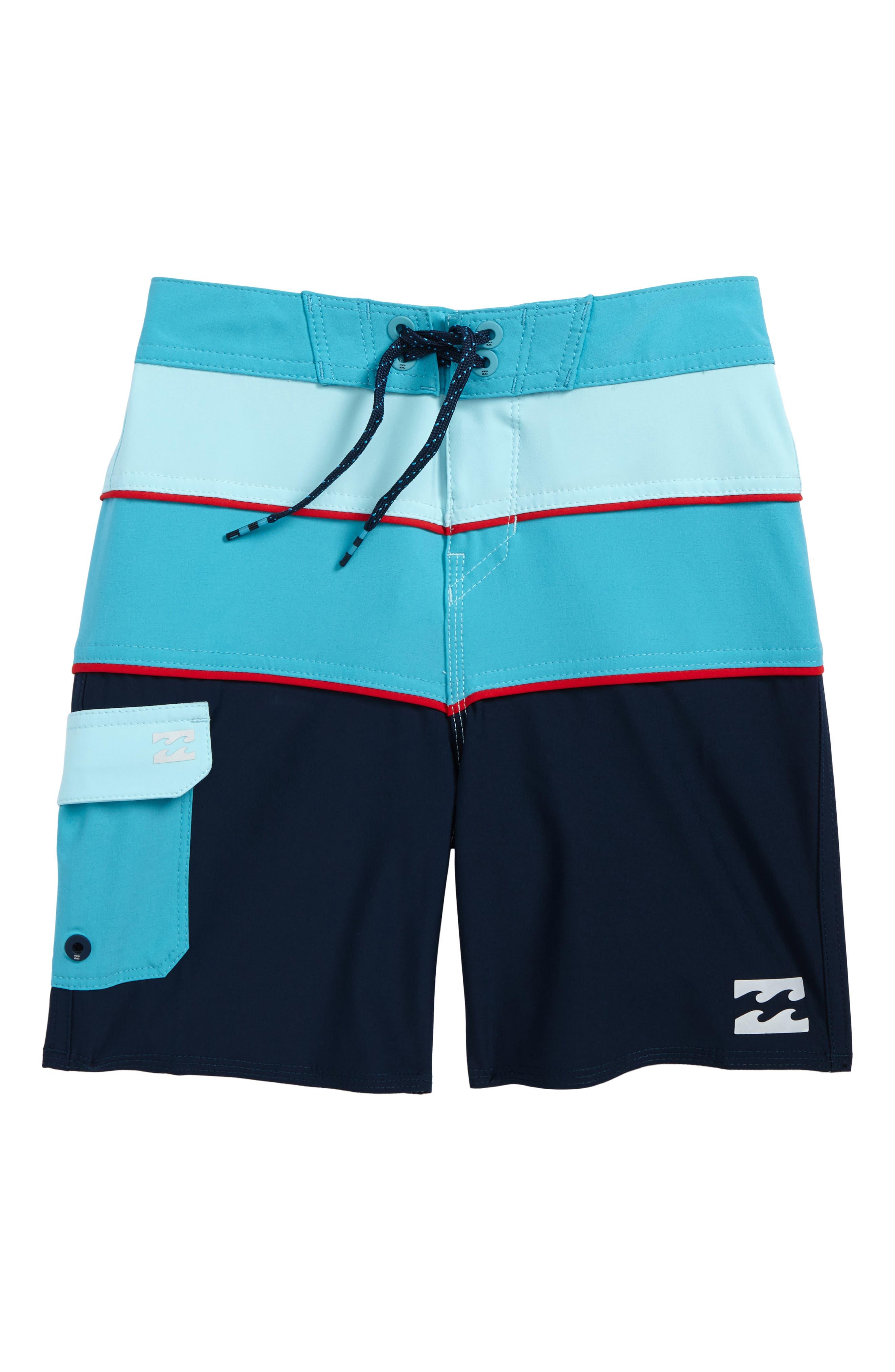 Tribong X Board Shorts,                             Main thumbnail 1, color,                             415