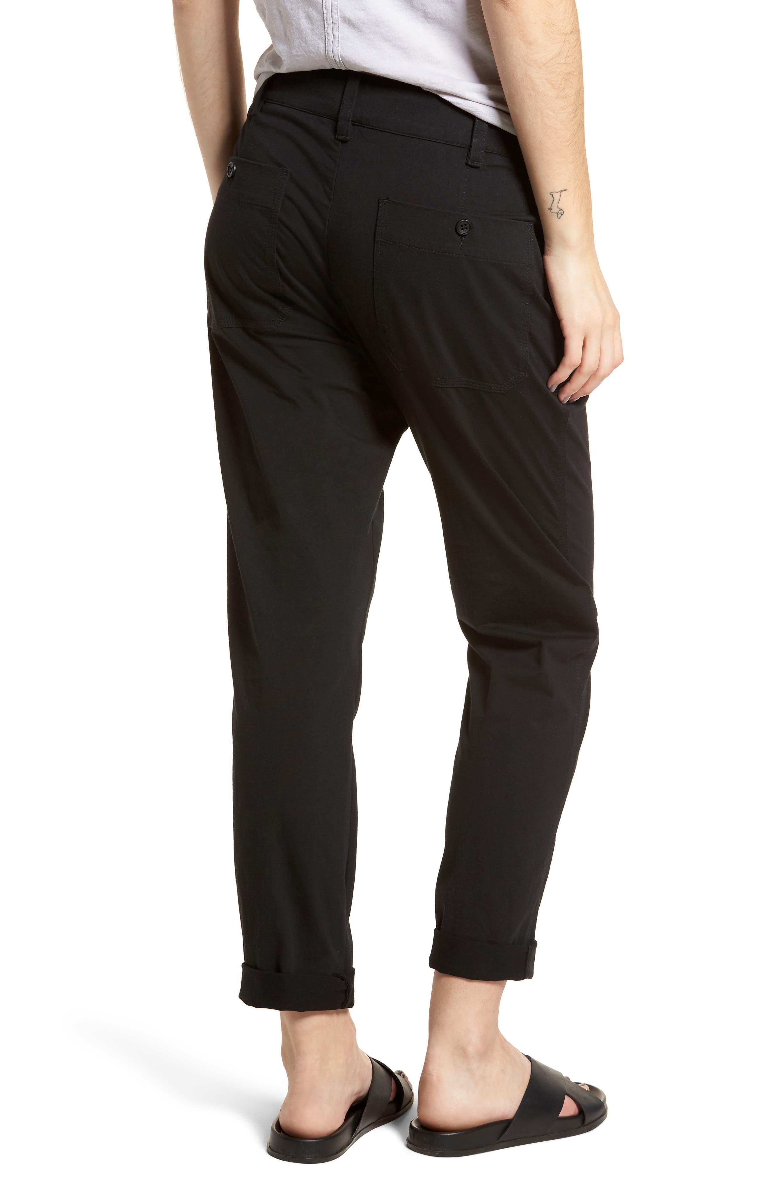 Full Surplus Jersey Pants,                             Alternate thumbnail 2, color,                             001