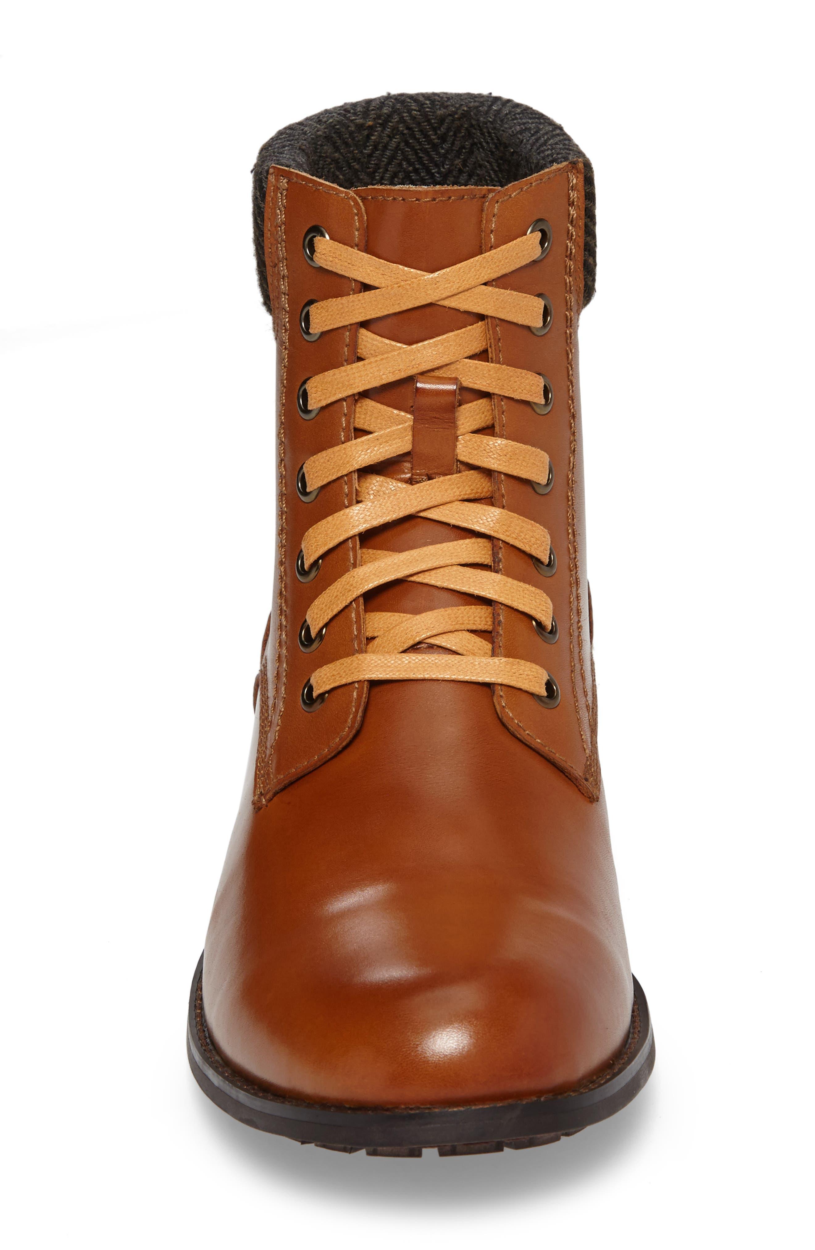 Saar Plain Toe Boot,                             Alternate thumbnail 12, color,