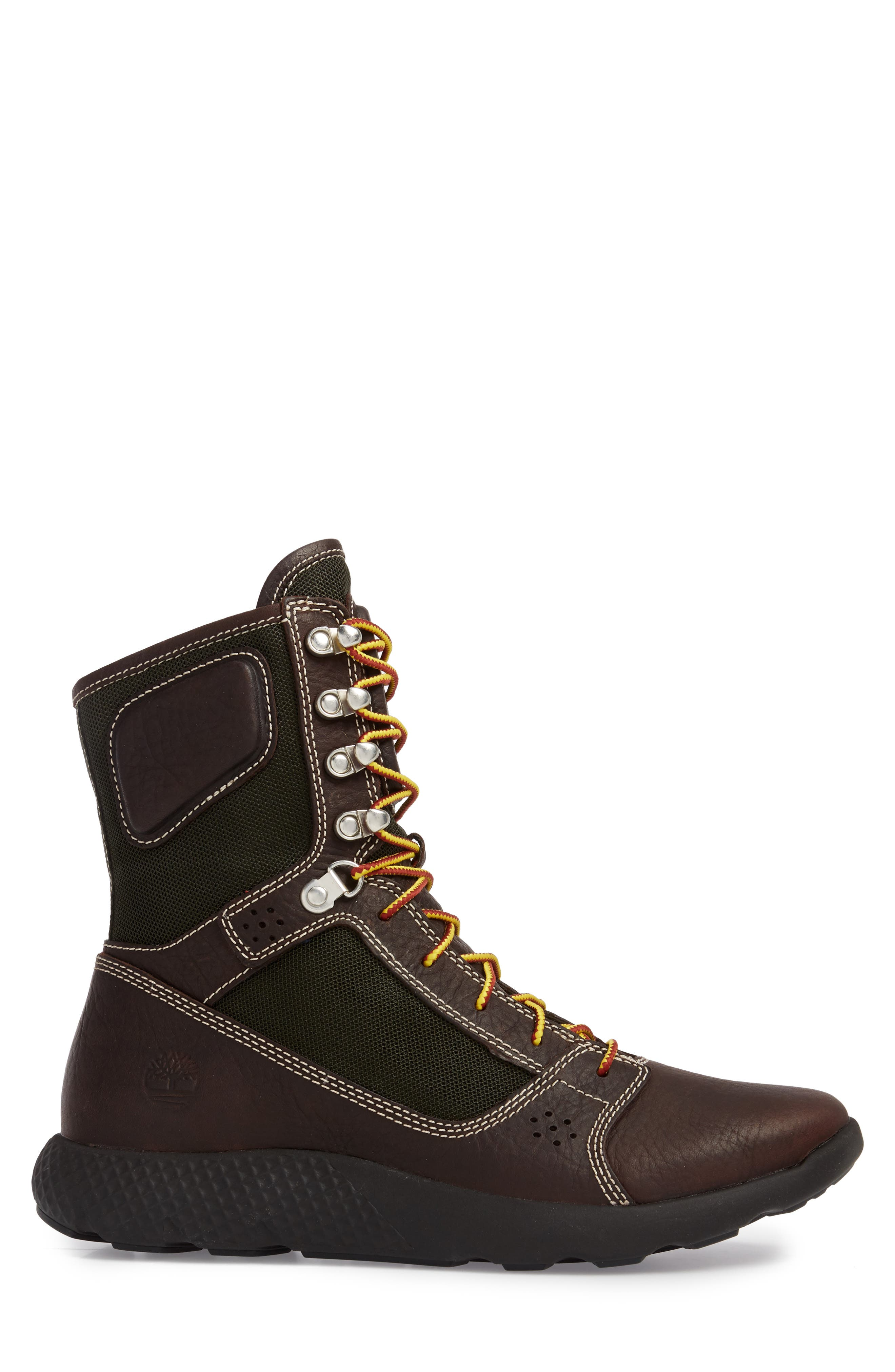 FlyRoam Tactical Boot,                             Alternate thumbnail 3, color,