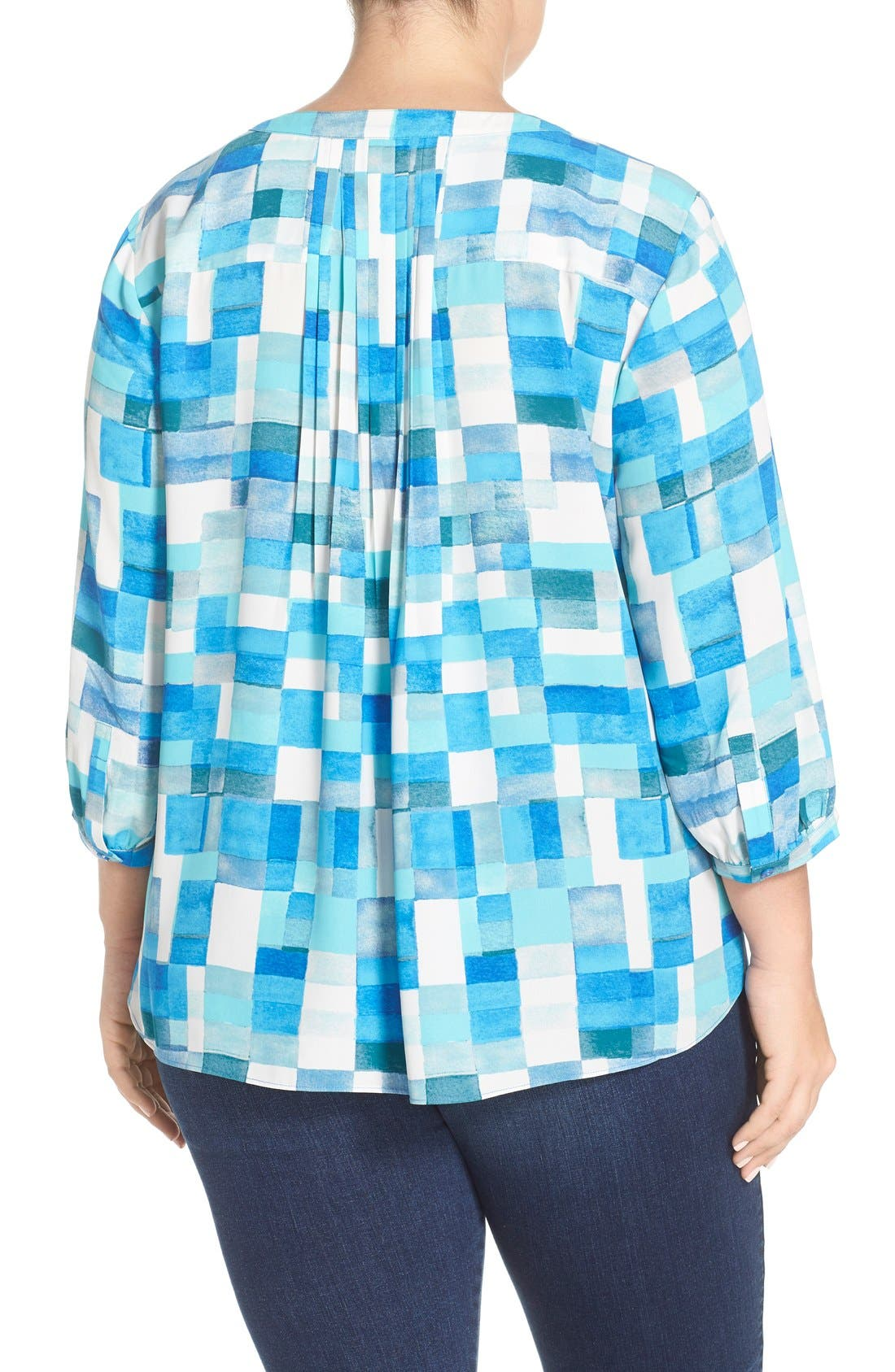 Henley Top,                             Alternate thumbnail 302, color,