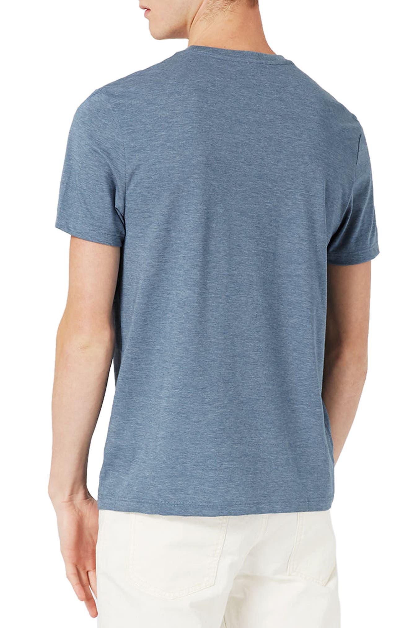 Slim Fit Crewneck T-Shirt,                             Alternate thumbnail 108, color,