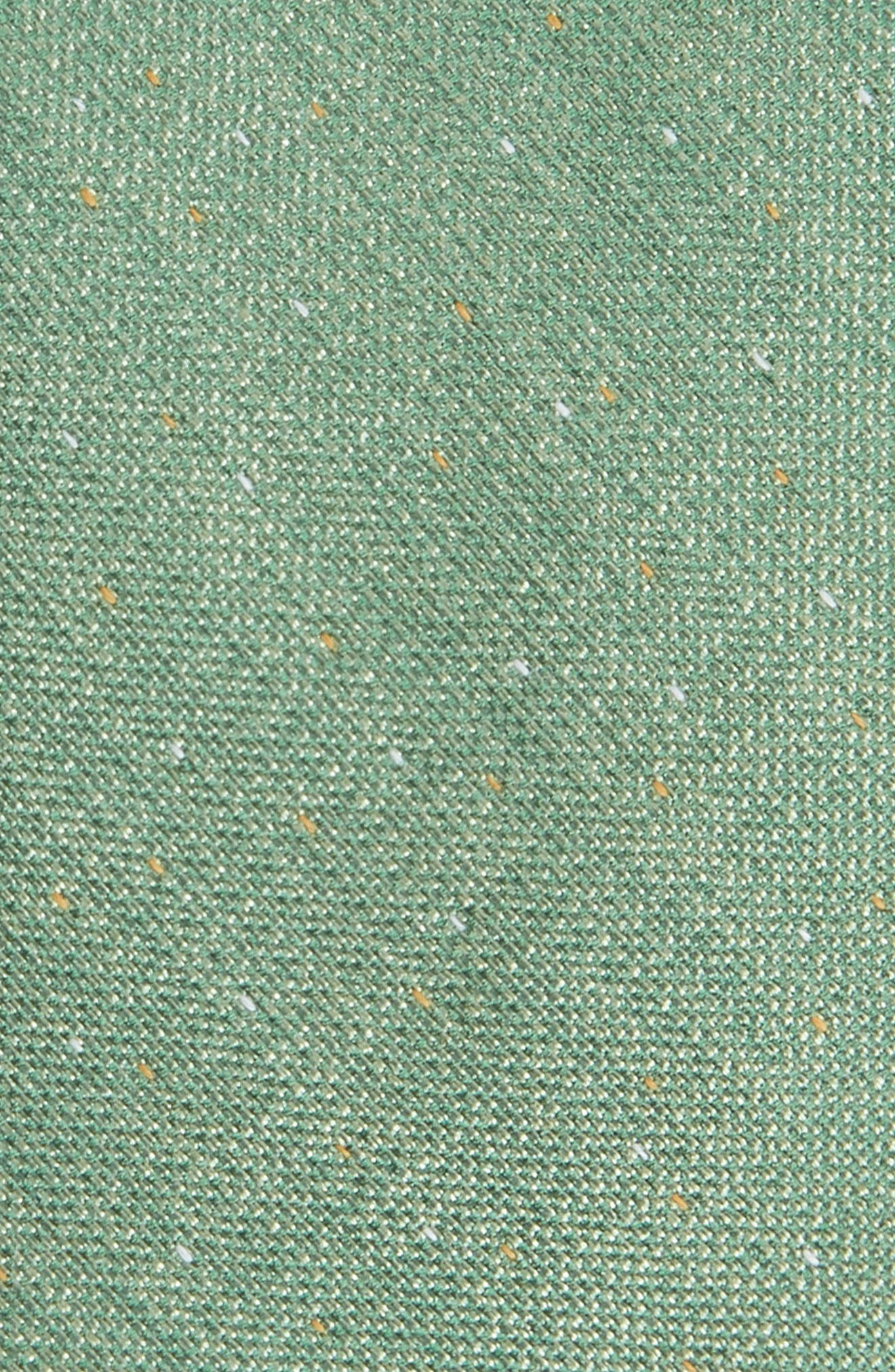 Flecked Solid Silk Tie,                             Alternate thumbnail 2, color,                             300
