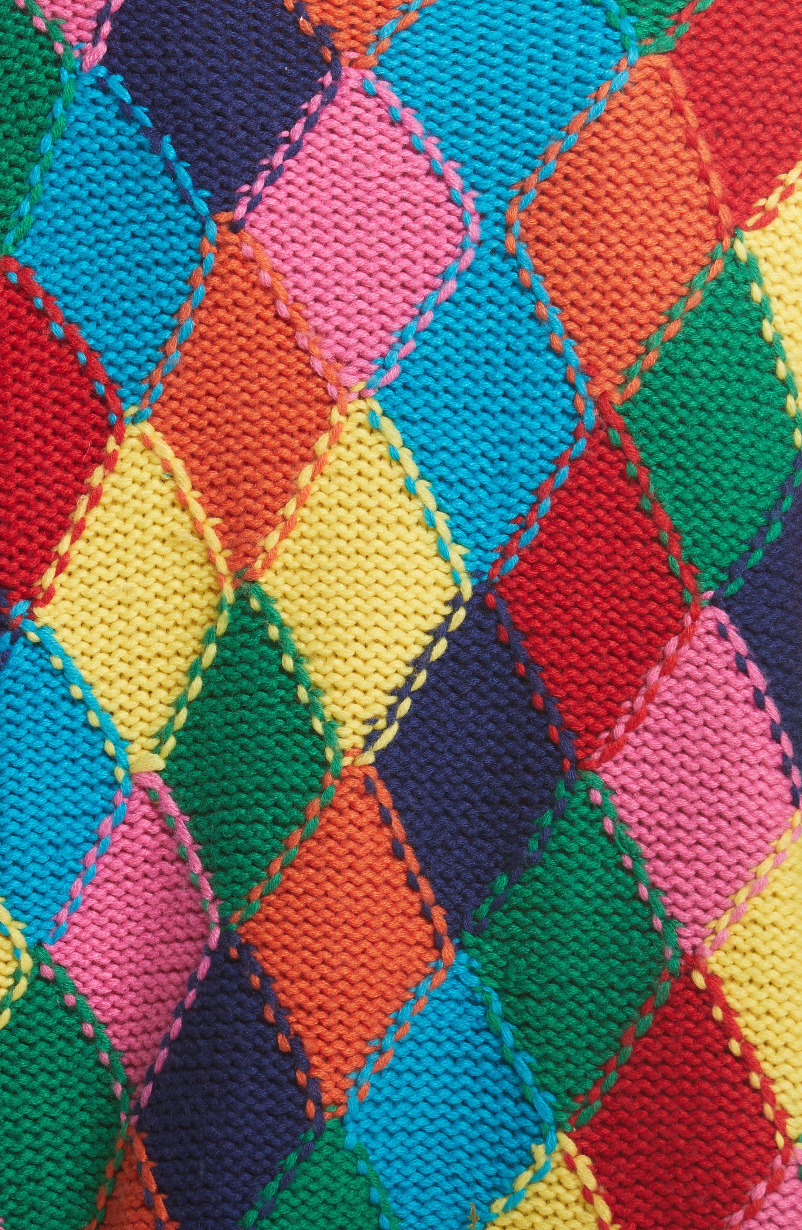Diamond Stitch Sweater,                             Alternate thumbnail 5, color,                             960