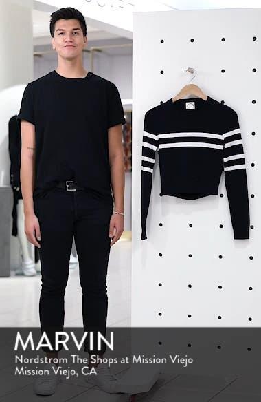 Nala Crop Sweater, sales video thumbnail