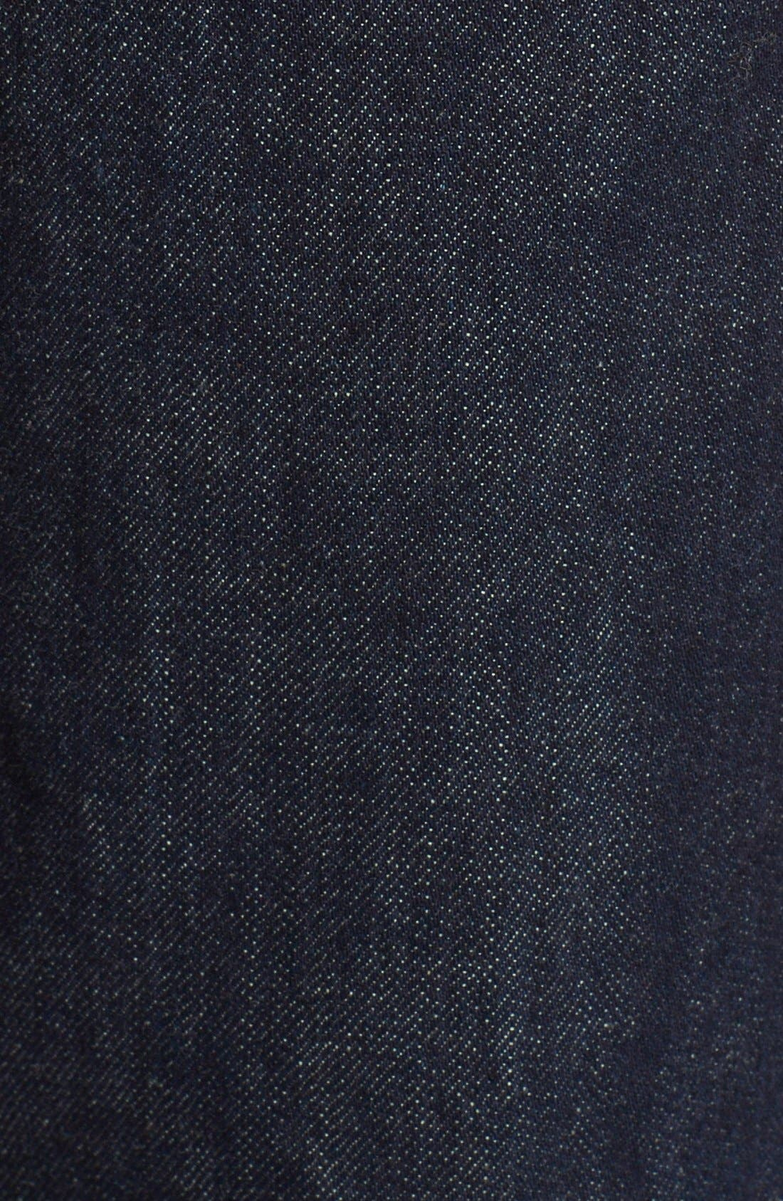 RBW16 High Rise Crop Jeans,                             Alternate thumbnail 5, color,                             470