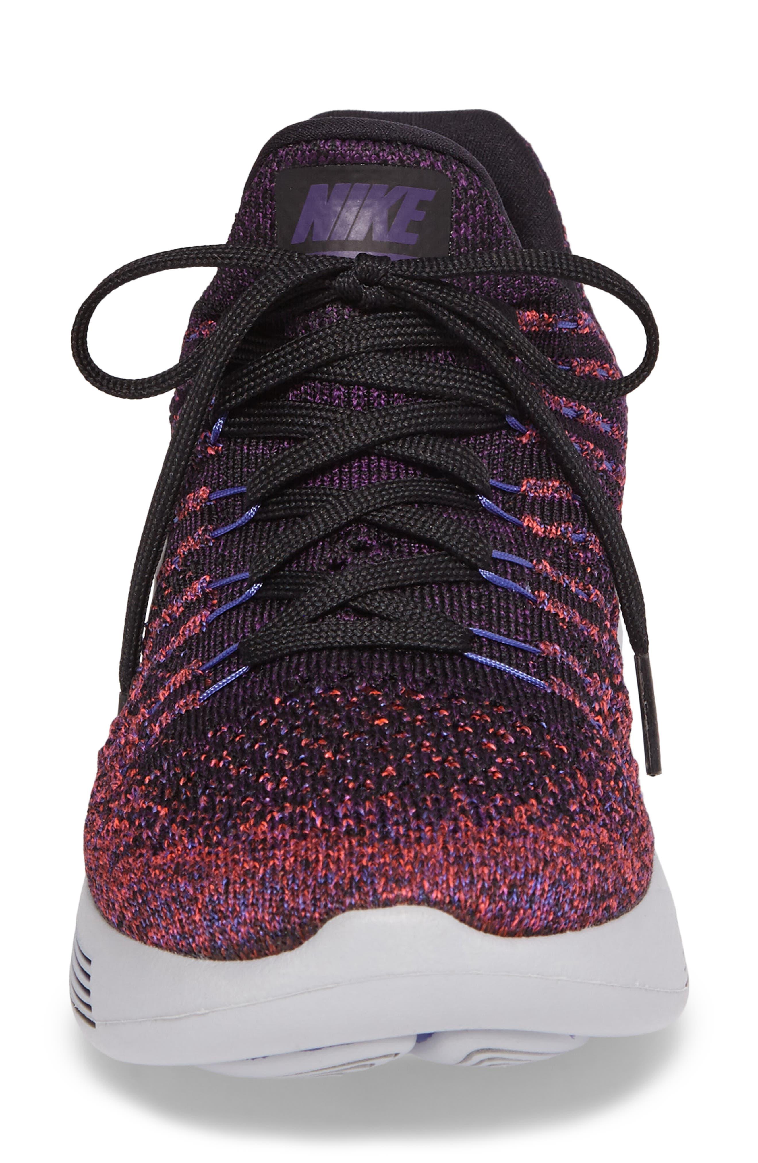 LunarEpic Low Flyknit 2 Running Shoe,                             Alternate thumbnail 61, color,