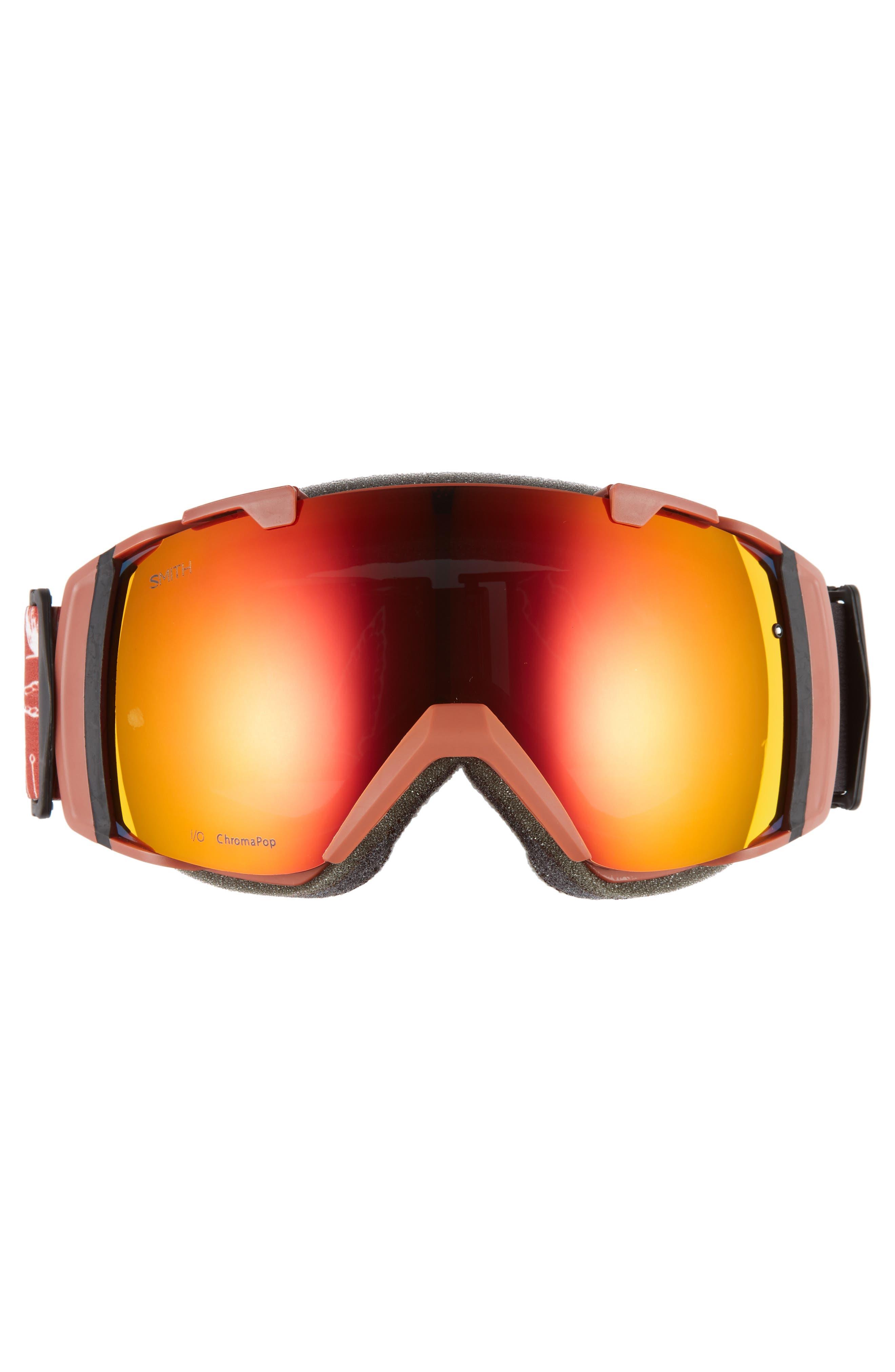 I/O 215mm ChromaPop Snow Goggles,                             Alternate thumbnail 2, color,                             OXIDE MOJAVE