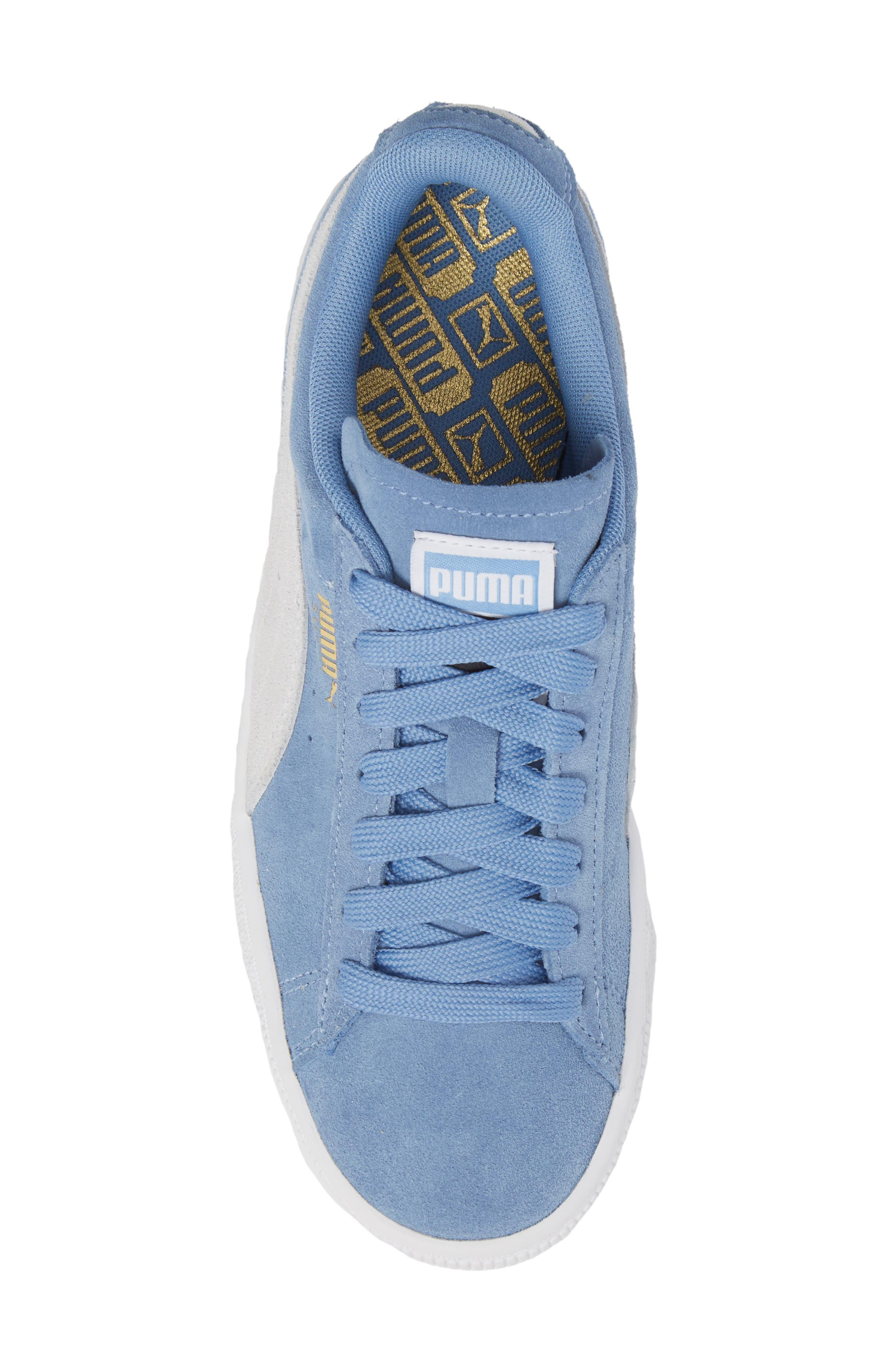 Suede Sneaker,                             Alternate thumbnail 115, color,