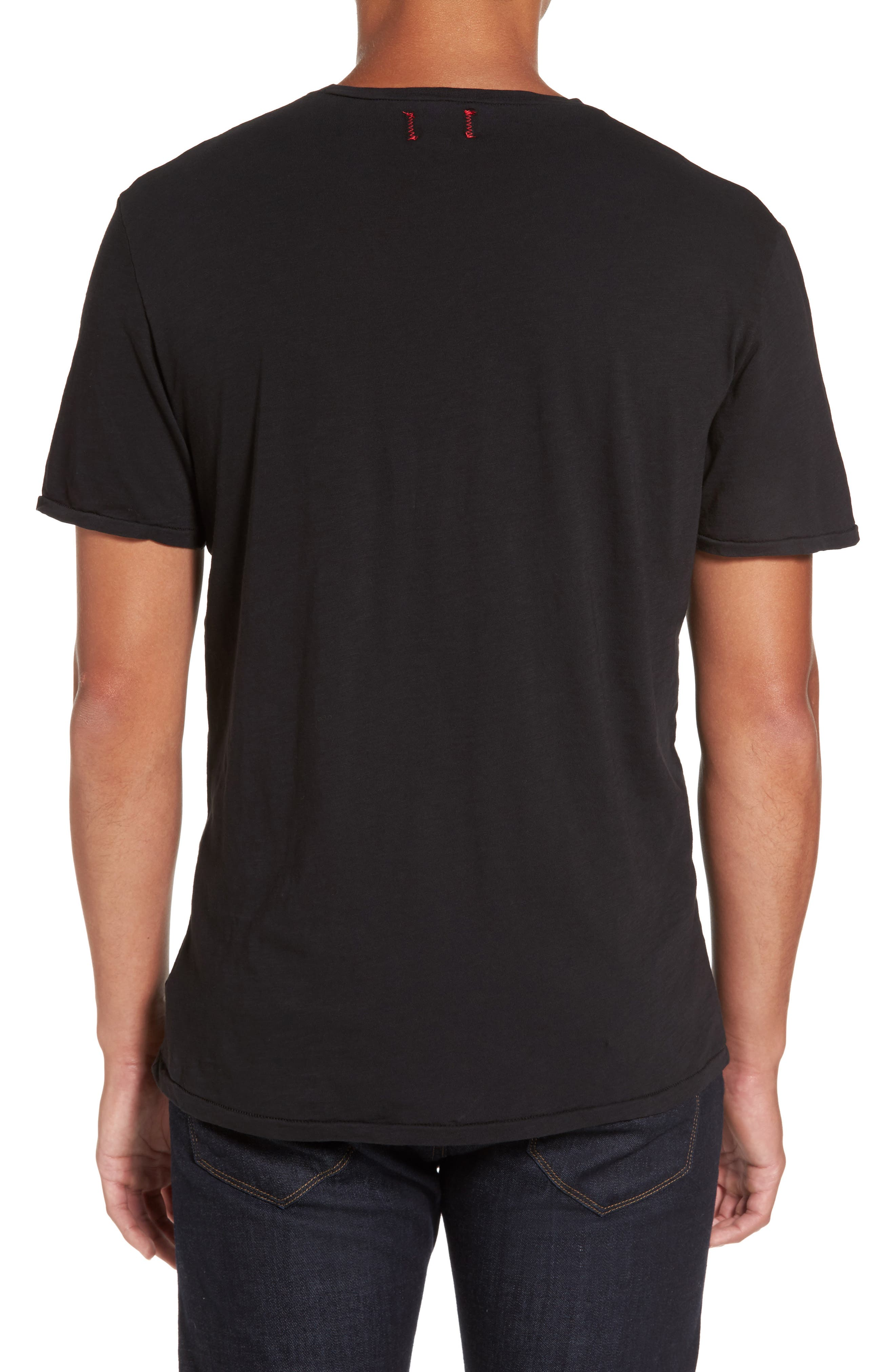 Chase Classic Crewneck T-Shirt,                             Alternate thumbnail 2, color,                             003