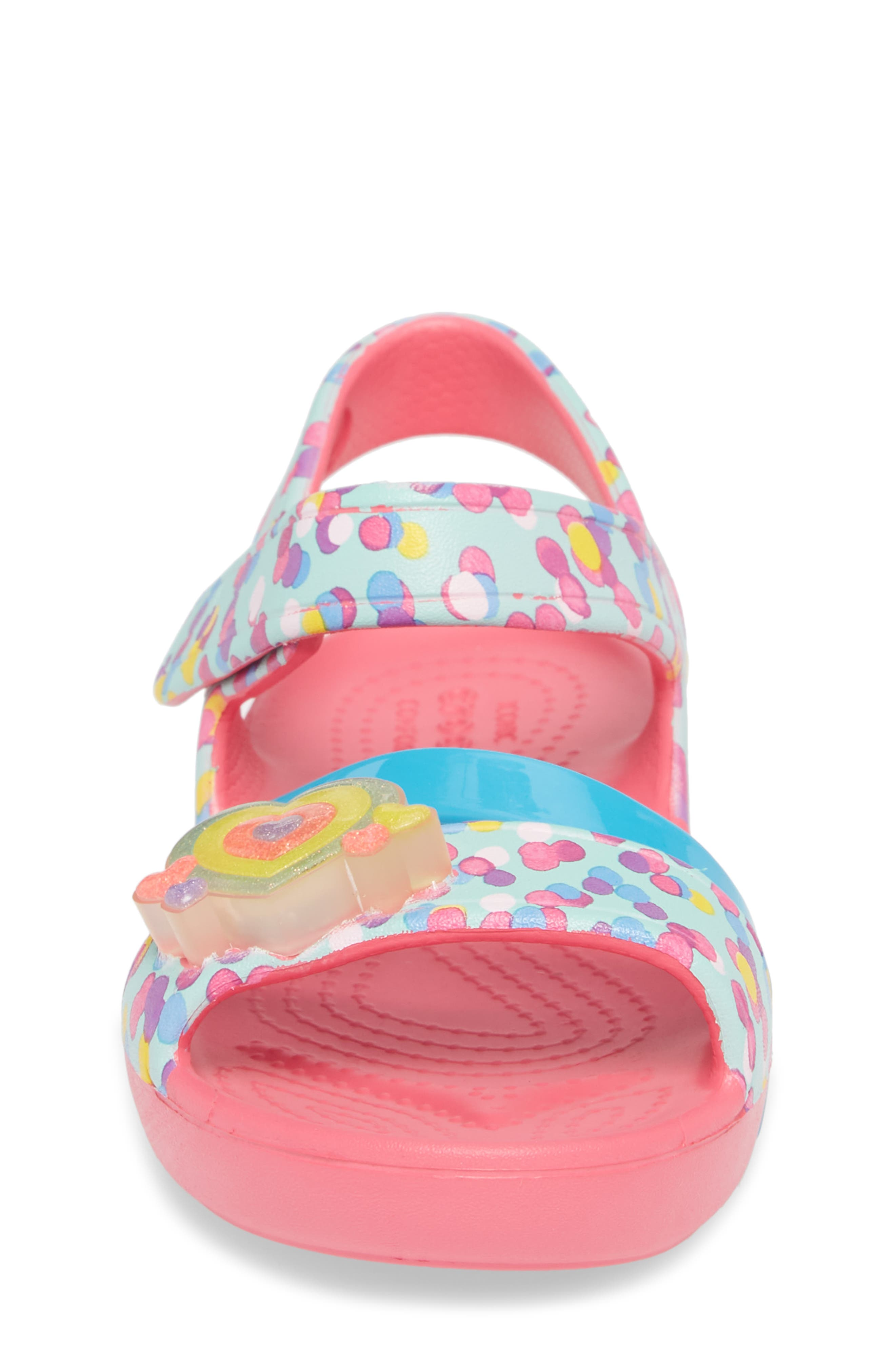 Lina Light-Up Sandal,                             Alternate thumbnail 4, color,                             655