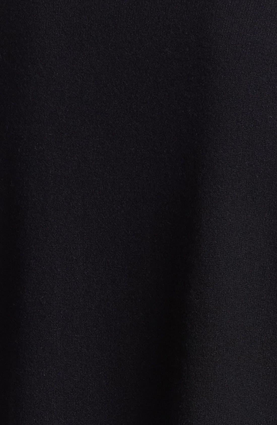 Cashmere Sweater,                             Alternate thumbnail 2, color,                             001