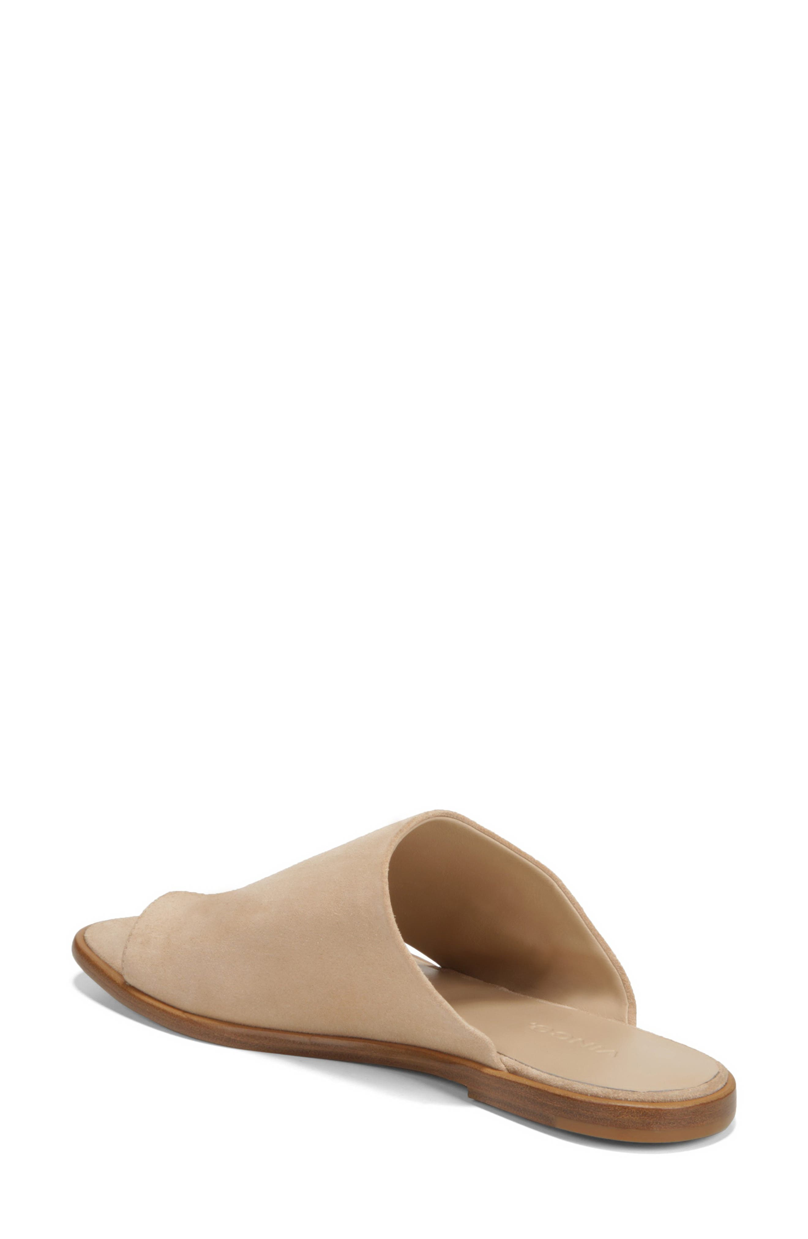 Edris Toe Loop Sandal,                             Alternate thumbnail 2, color,                             SAND