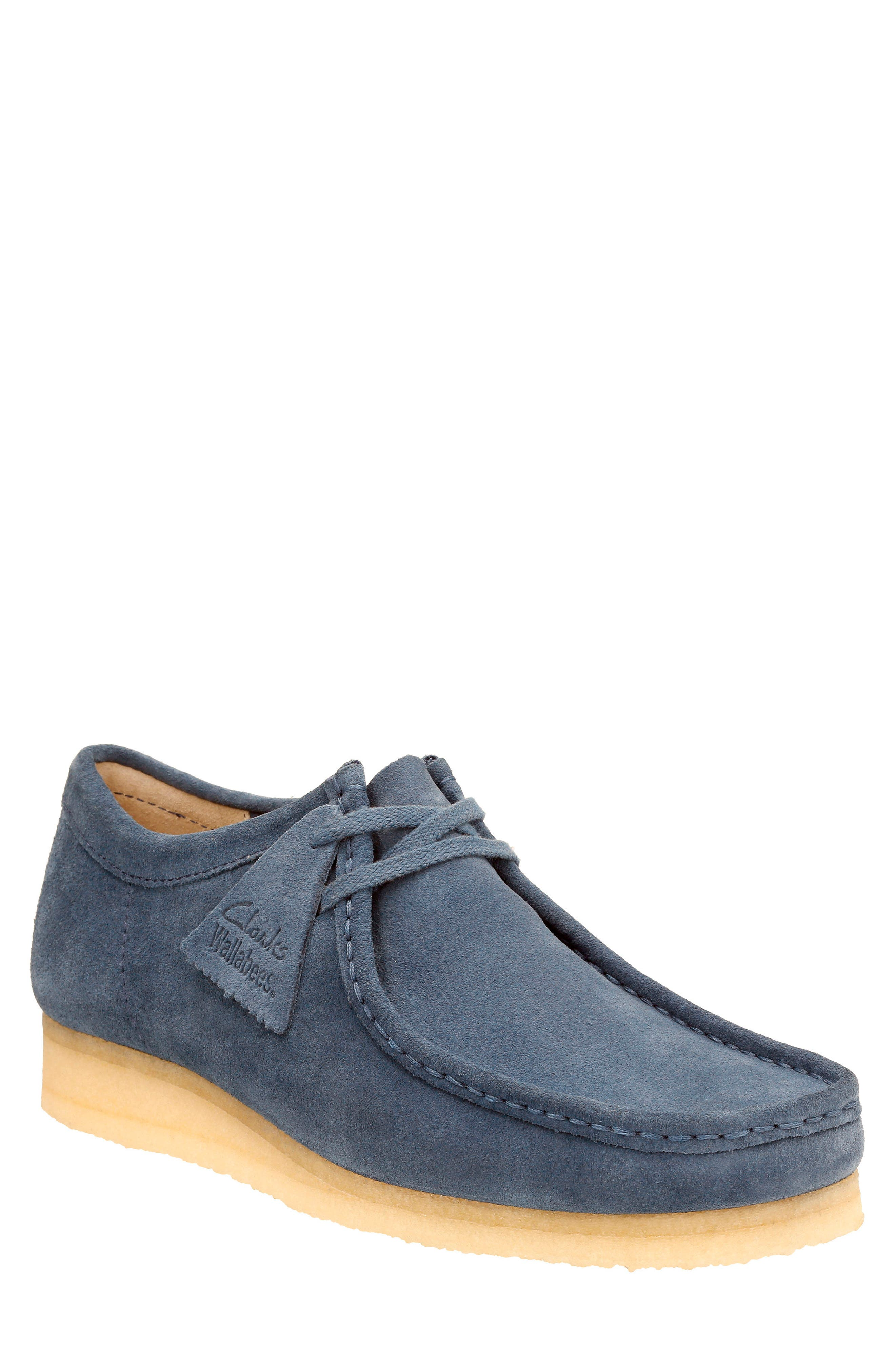 'Wallabee' Moc Toe Derby (Online Only),                             Main thumbnail 10, color,