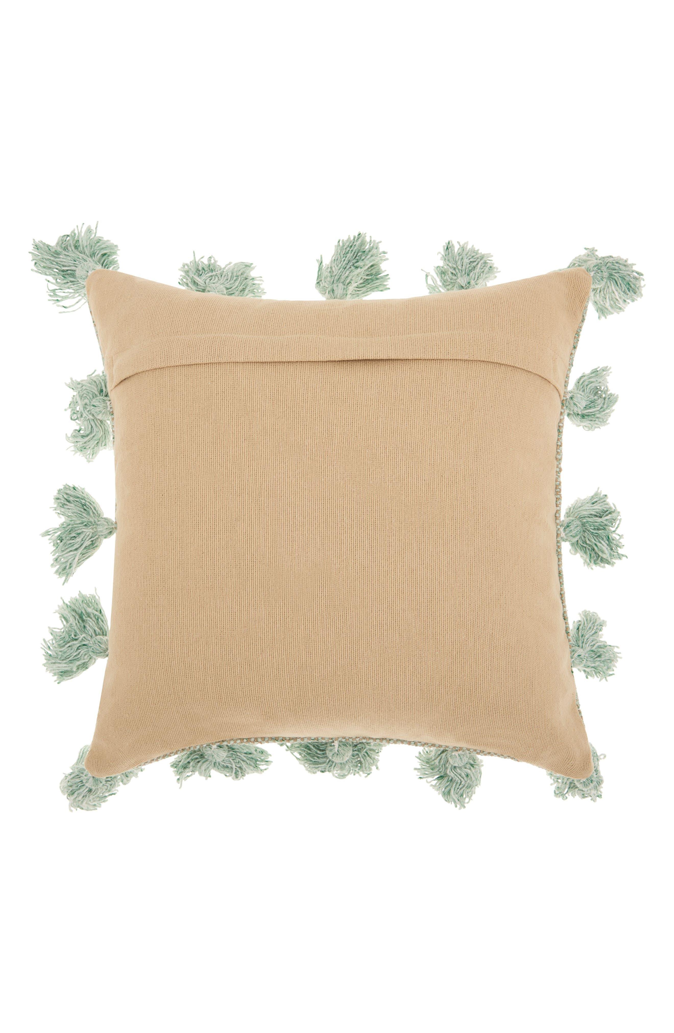 Canvas Accent Pillow,                             Alternate thumbnail 2, color,                             332