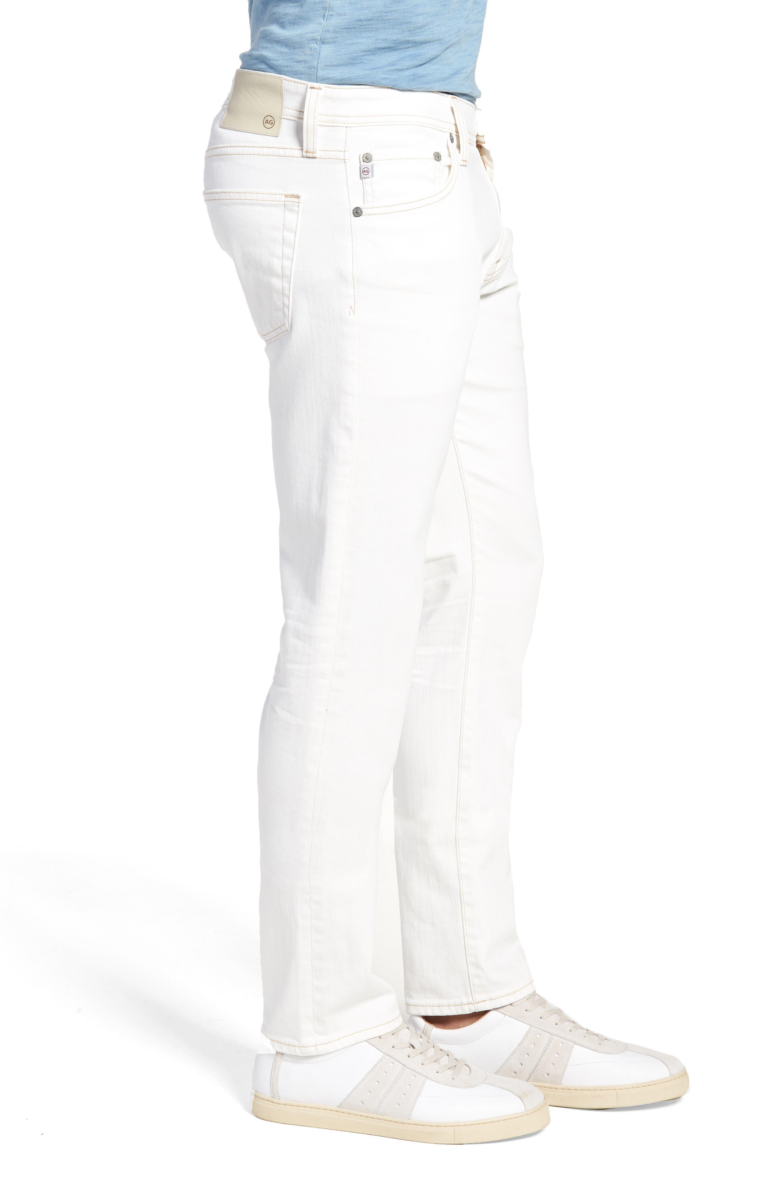 Tellis Slim Fit Jeans,                             Alternate thumbnail 3, color,                             109