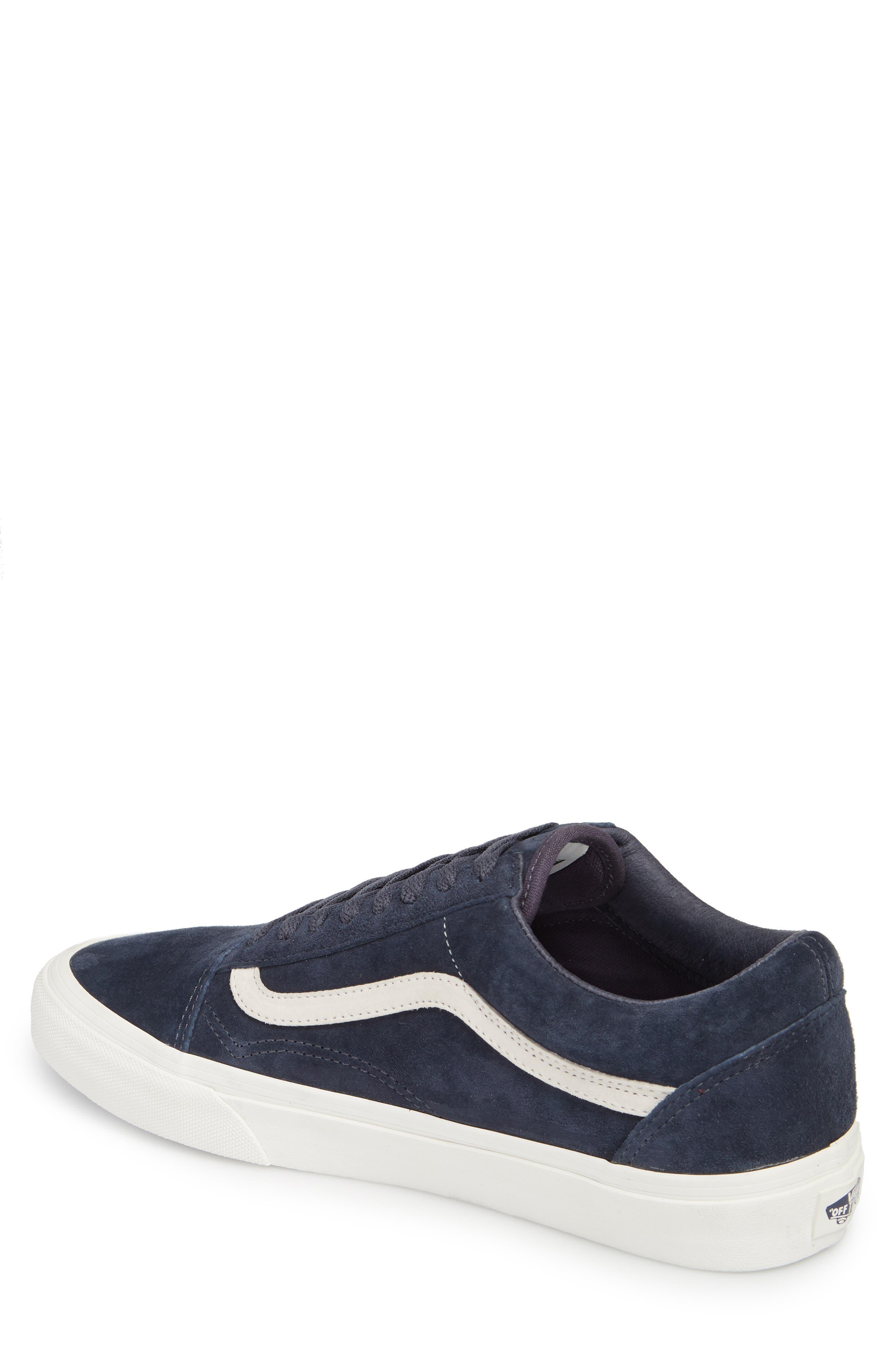 Suede Old Skool Sneaker,                             Alternate thumbnail 4, color,