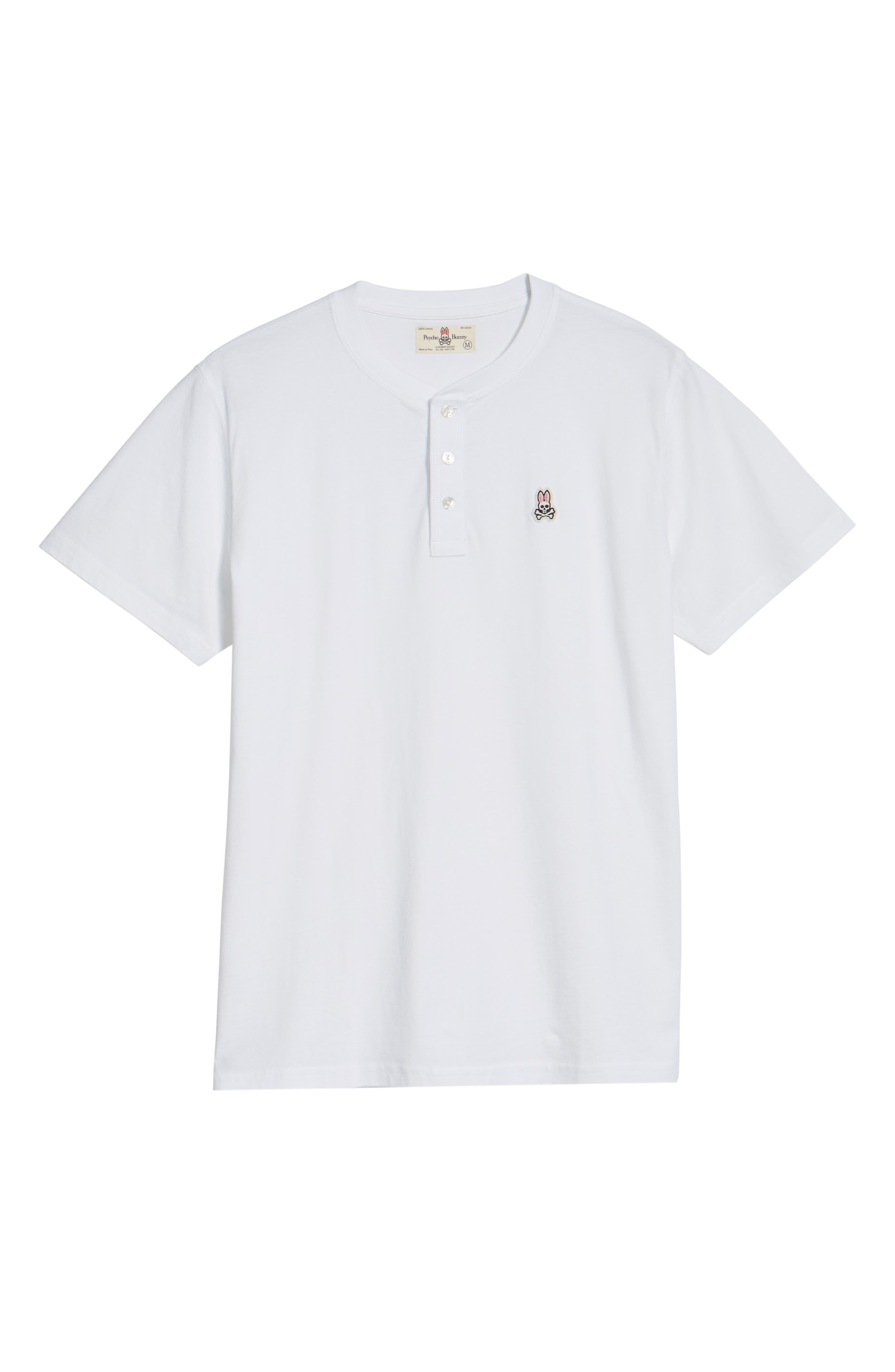 Henley T-Shirt,                             Alternate thumbnail 16, color,